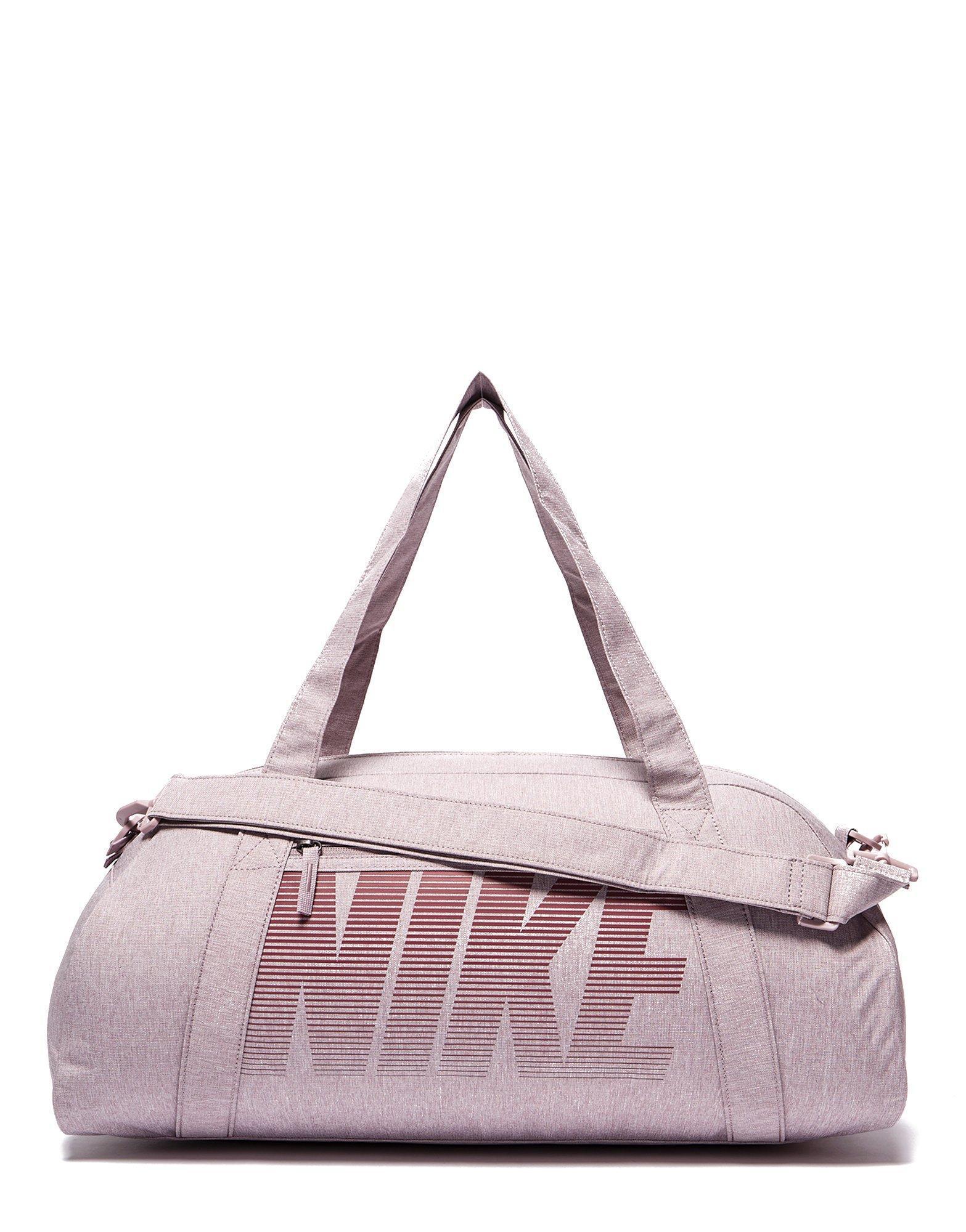 a6e28637d4b1 Lyst - Nike Gym Club Training Duffle Bag in Pink for Men