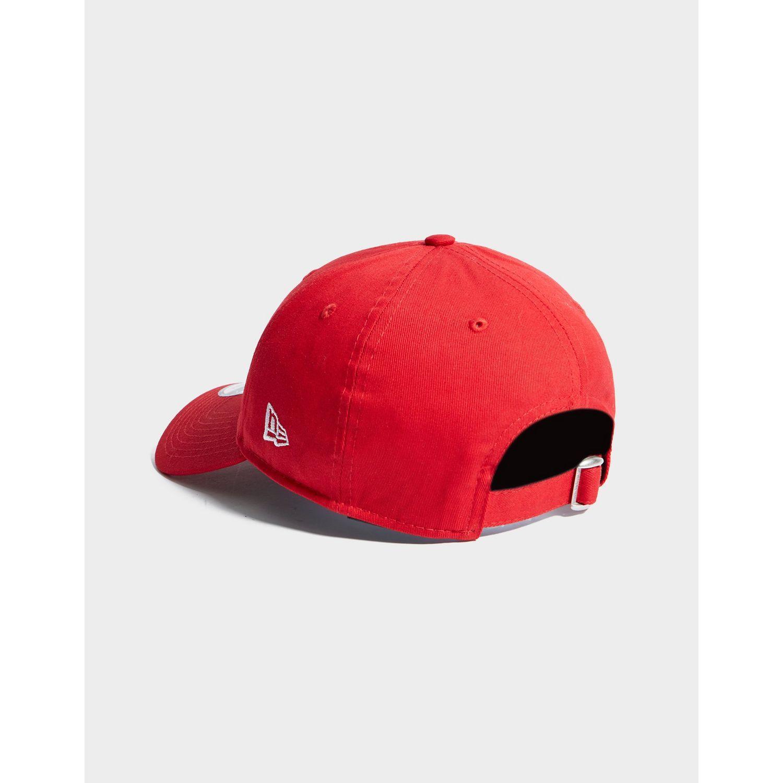 4e01aad0564 KTZ - Red Mlb New York Yankees 9forty Cap - Lyst. View fullscreen