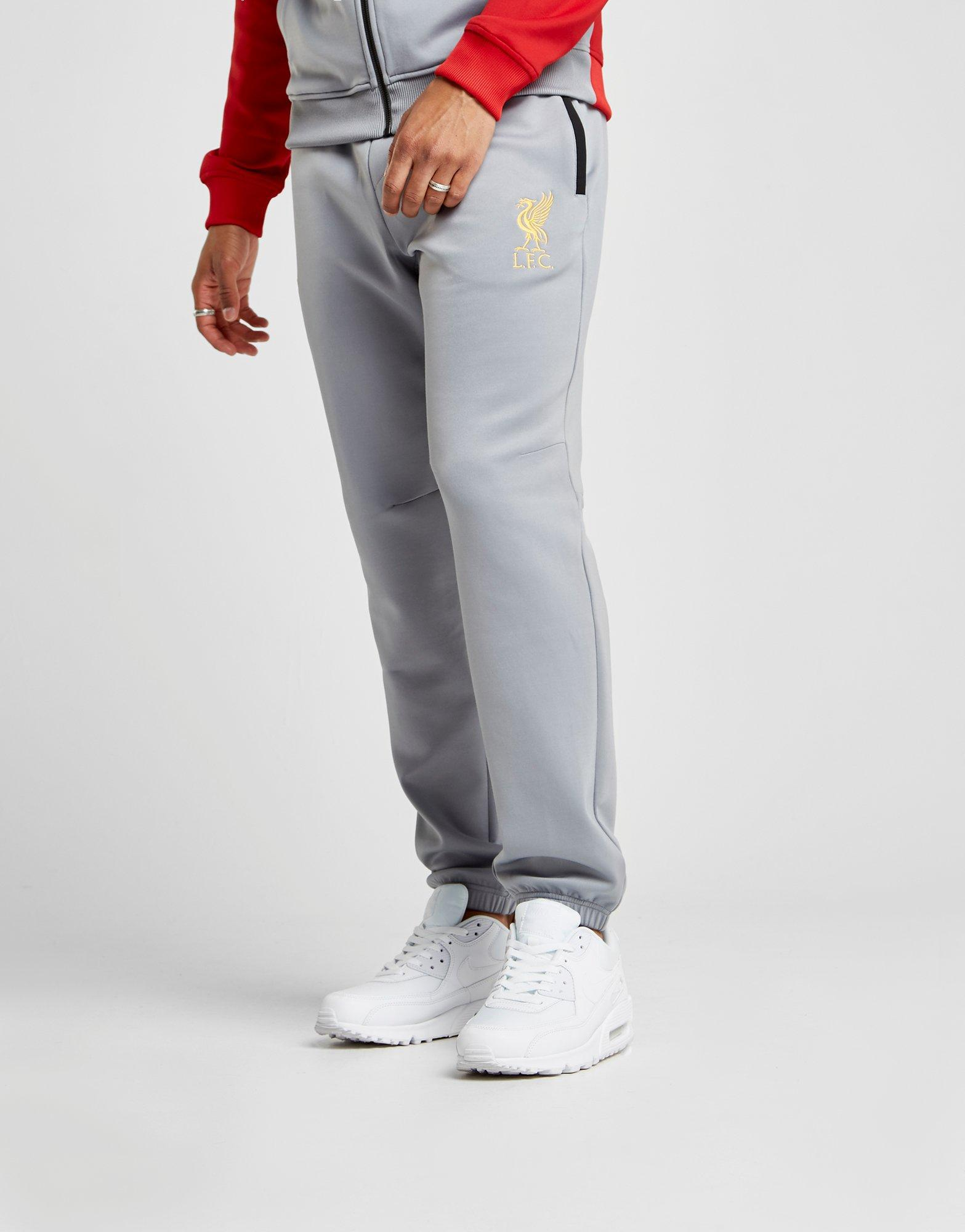 73e11534993a8 Lyst - New Balance 247 Liverpool Fc Pants in Gray for Men