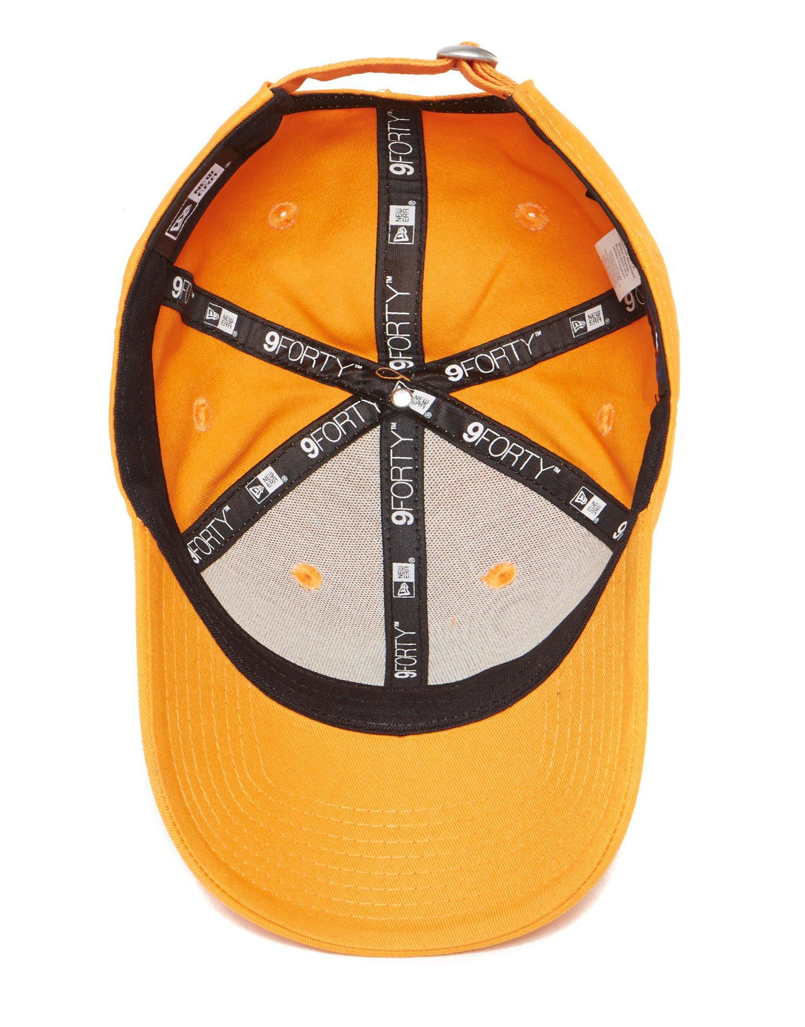 caf47ce9aa3 Lyst - KTZ Mlb New York Yankees 9forty Cap in Orange for Men