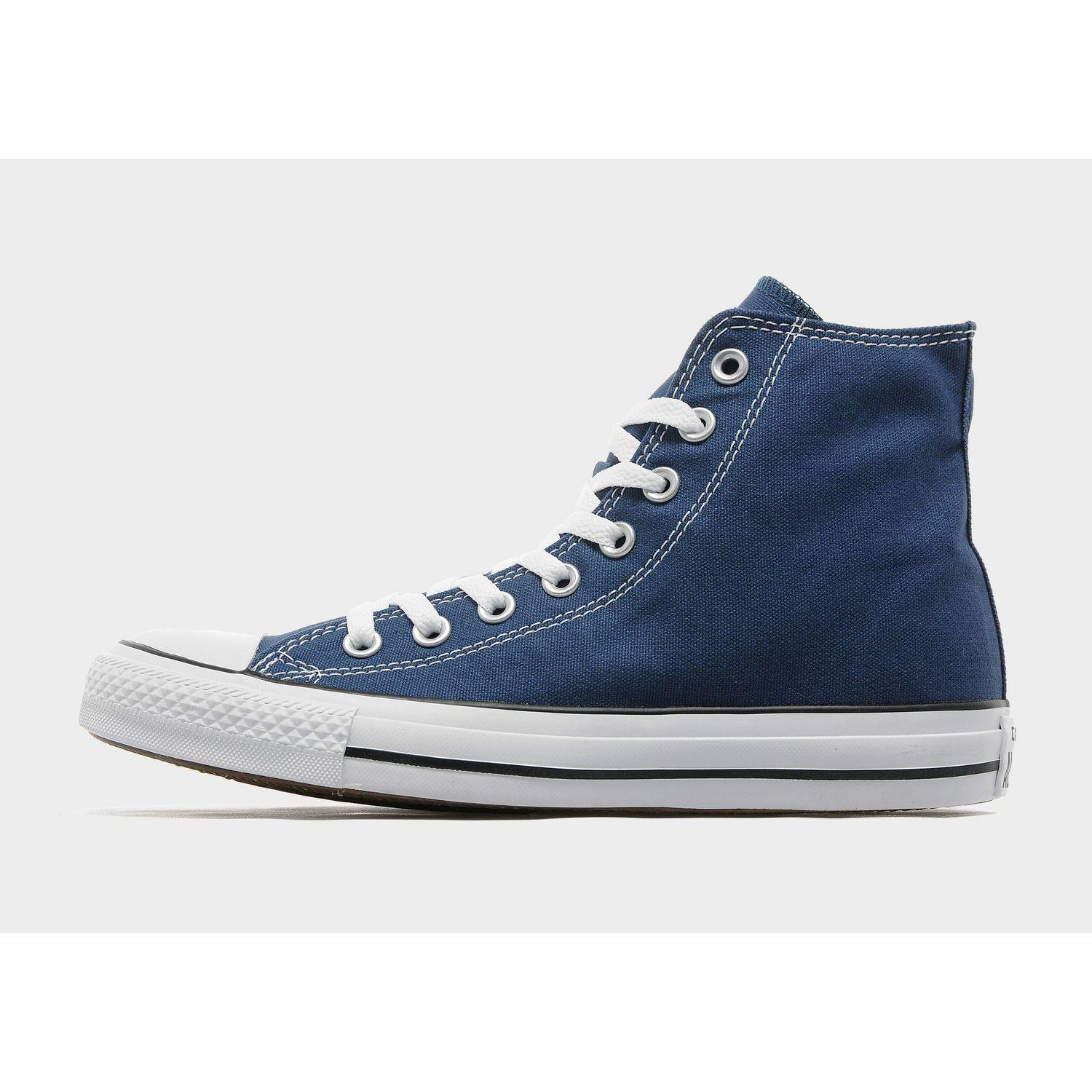 a9fd5f7a8247 Lyst - Converse Chuck Taylor All Star Hi in Blue for Men - Save 38%
