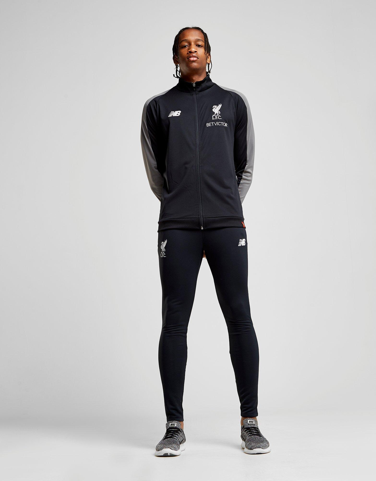 fcba8a5fc3f08 New Balance Liverpool Fc Tech Pants in Black for Men - Lyst