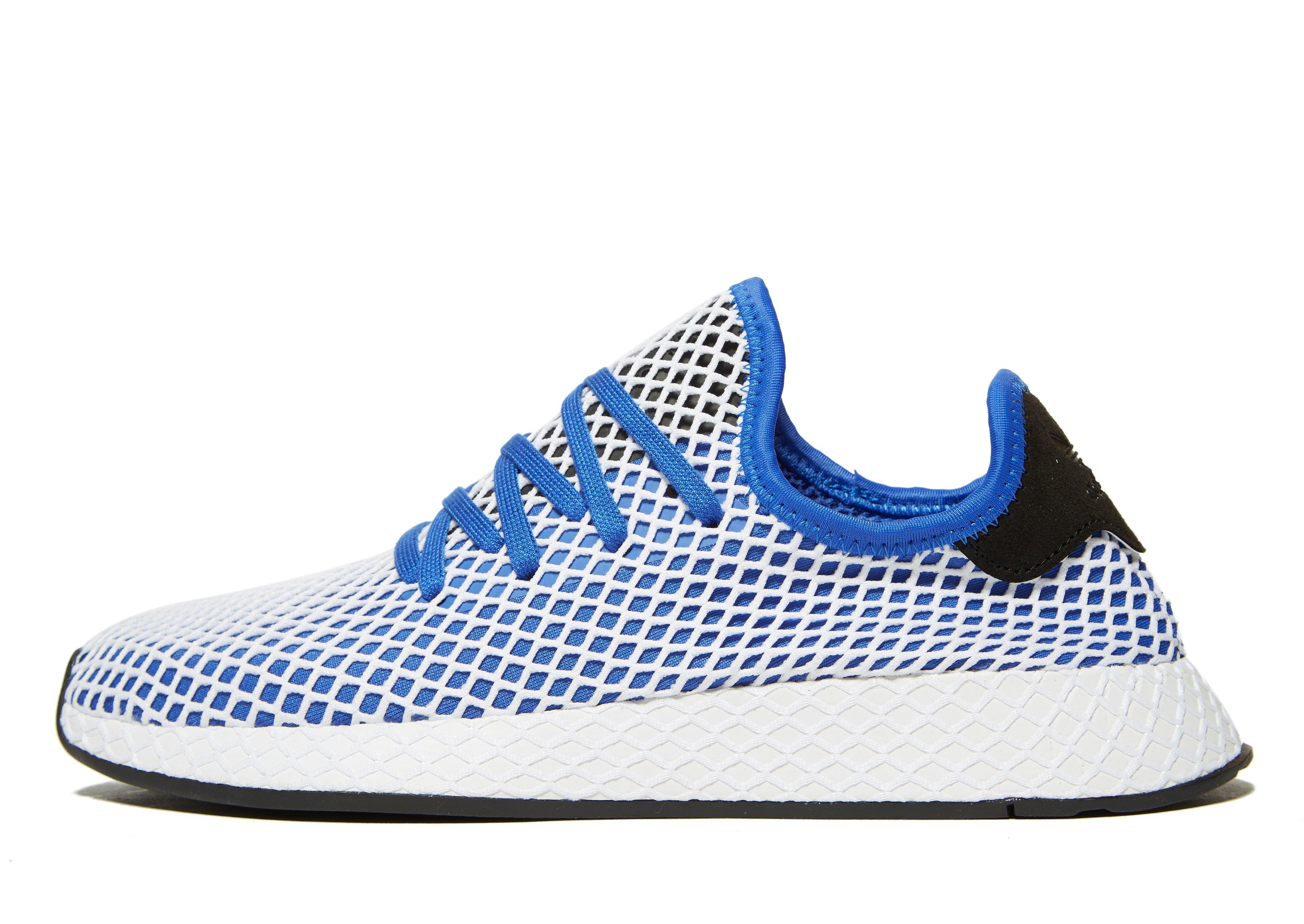 Lyst adidas originali deerupt in blu
