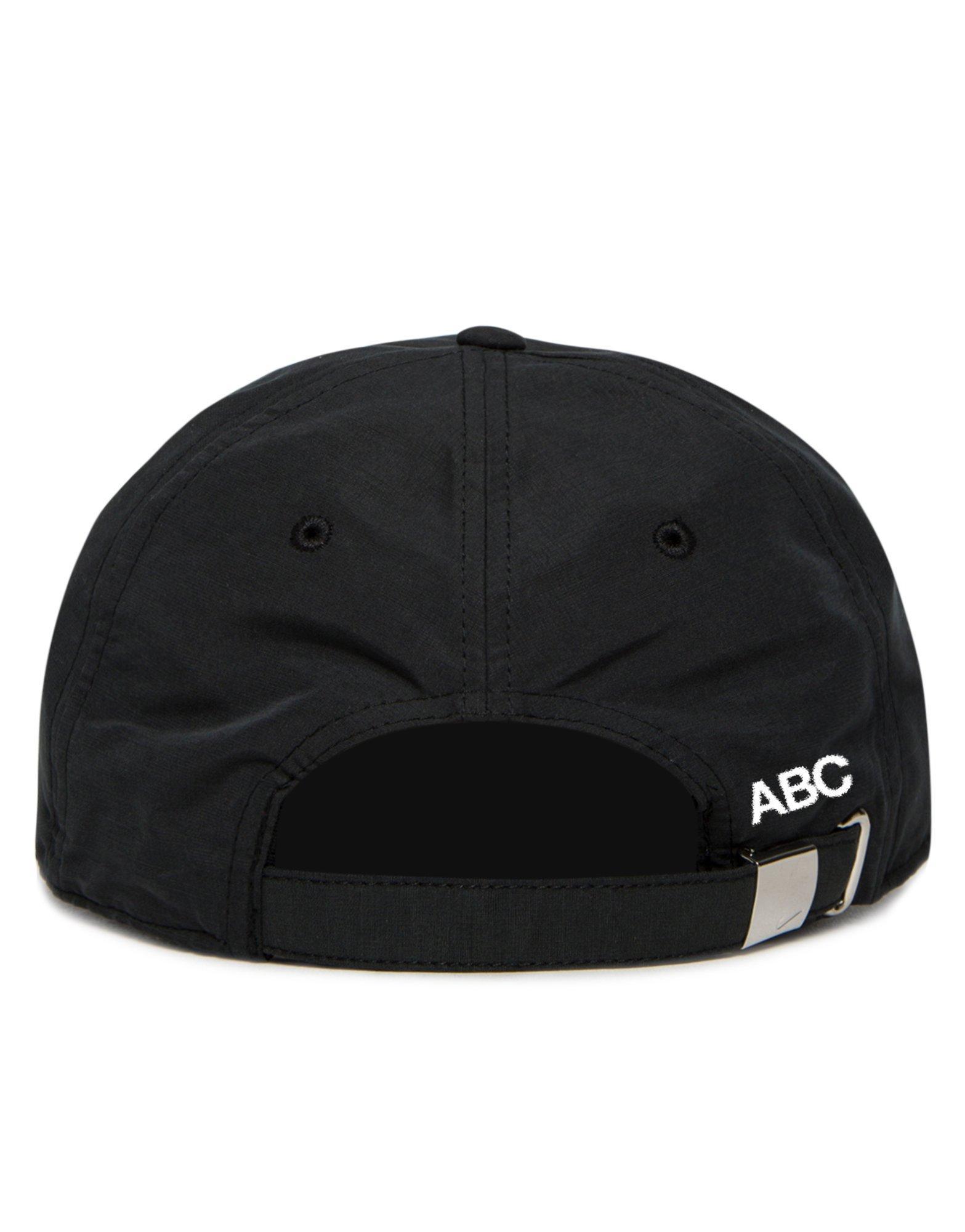 a962451b Nike Side Swoosh Cap in Black for Men - Lyst