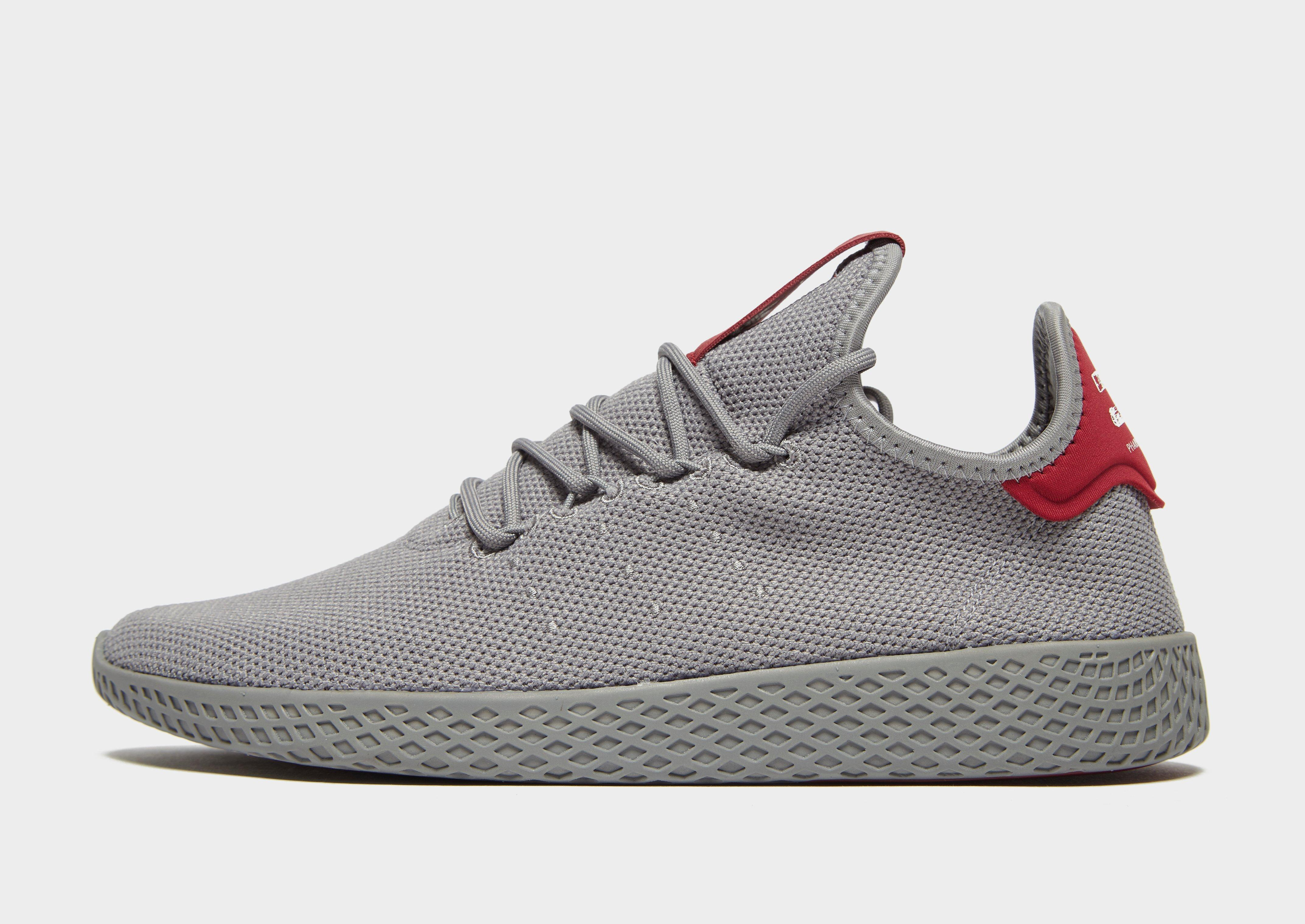 Adidas Originals Gray X Pharrell Williams Tennis Hu for men