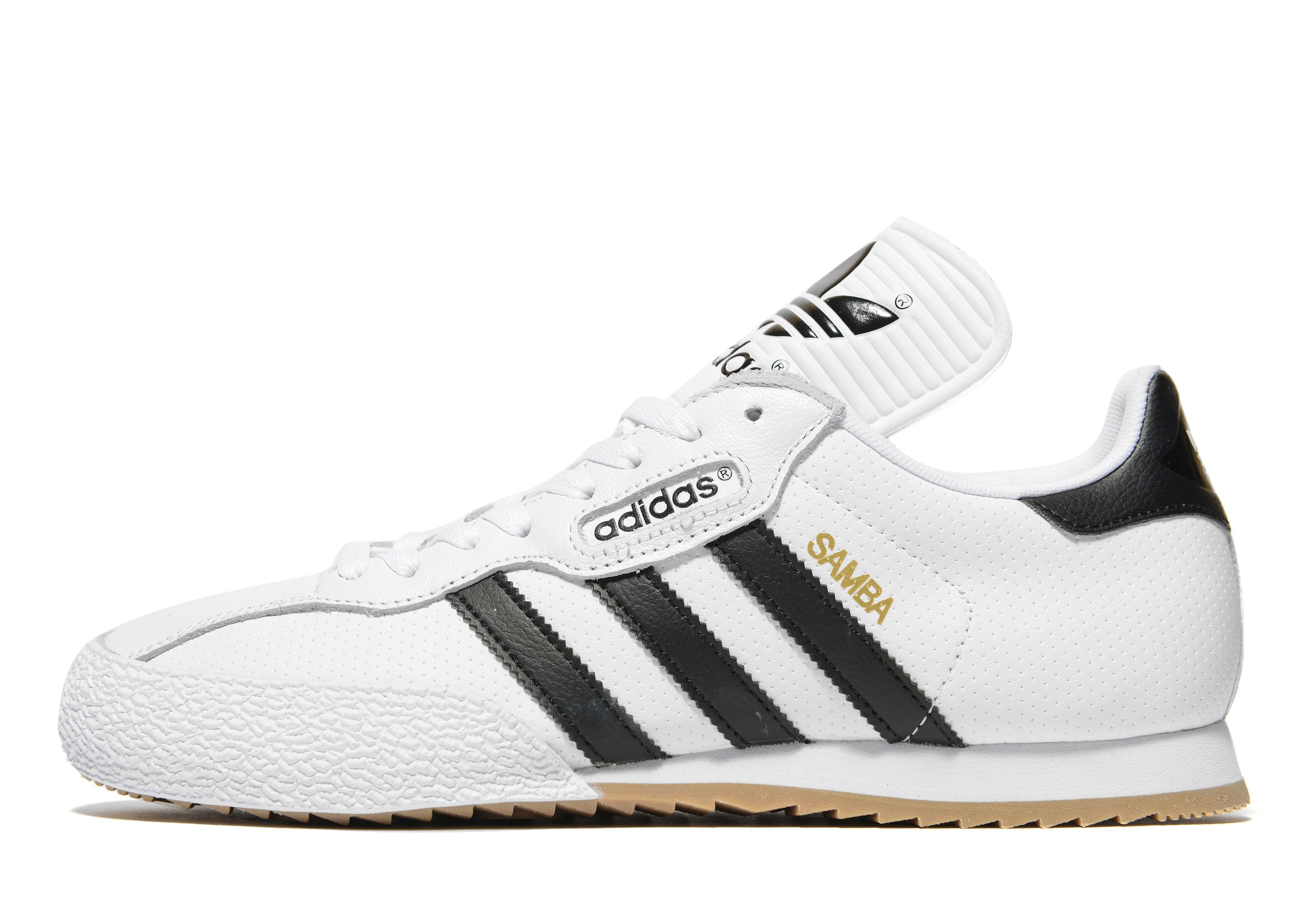 Adidas Originals Samba Super In White For Men Lyst