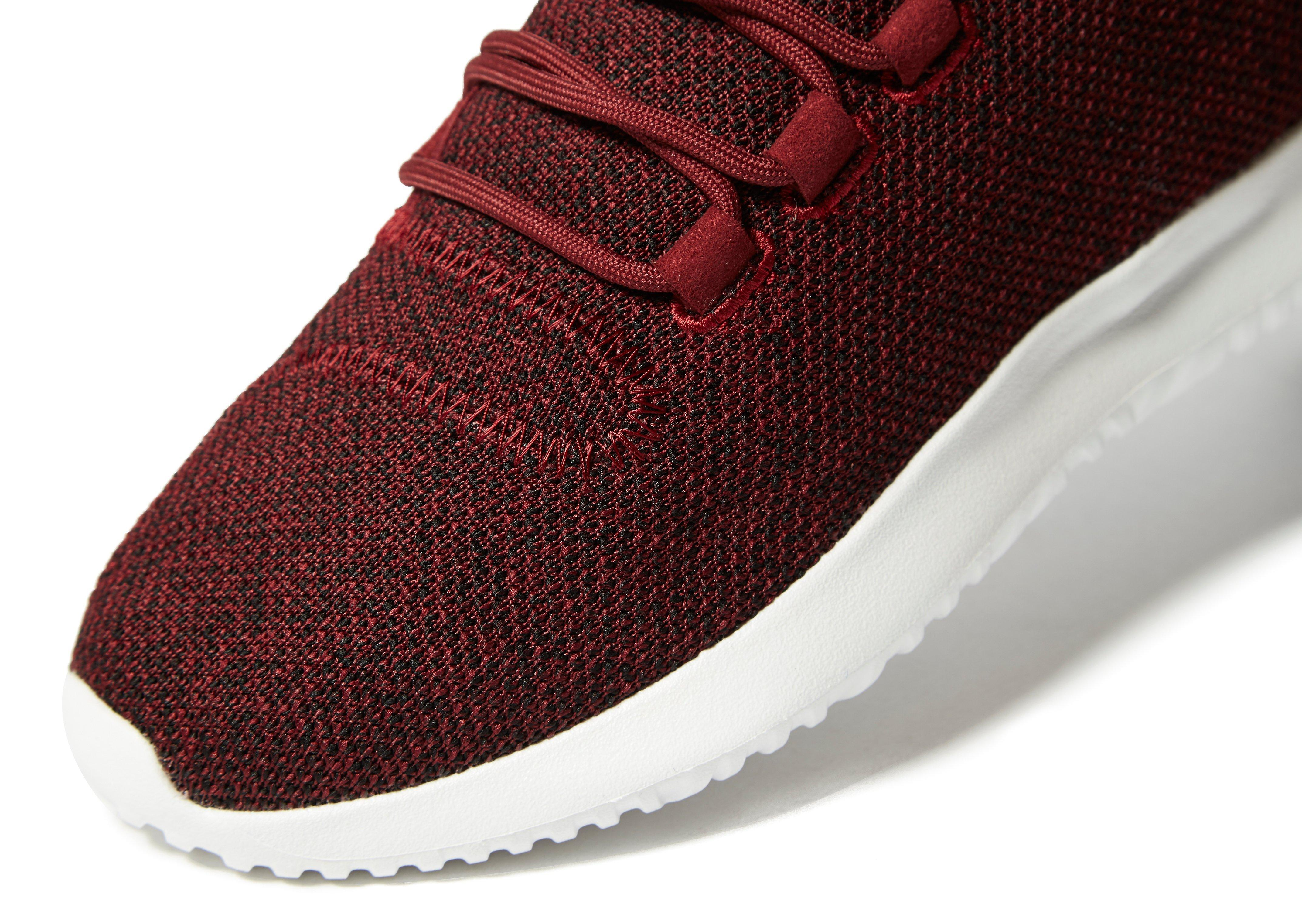 best service 1e464 6aa01 Lyst - Adidas Originals Tubular Shadow in Red
