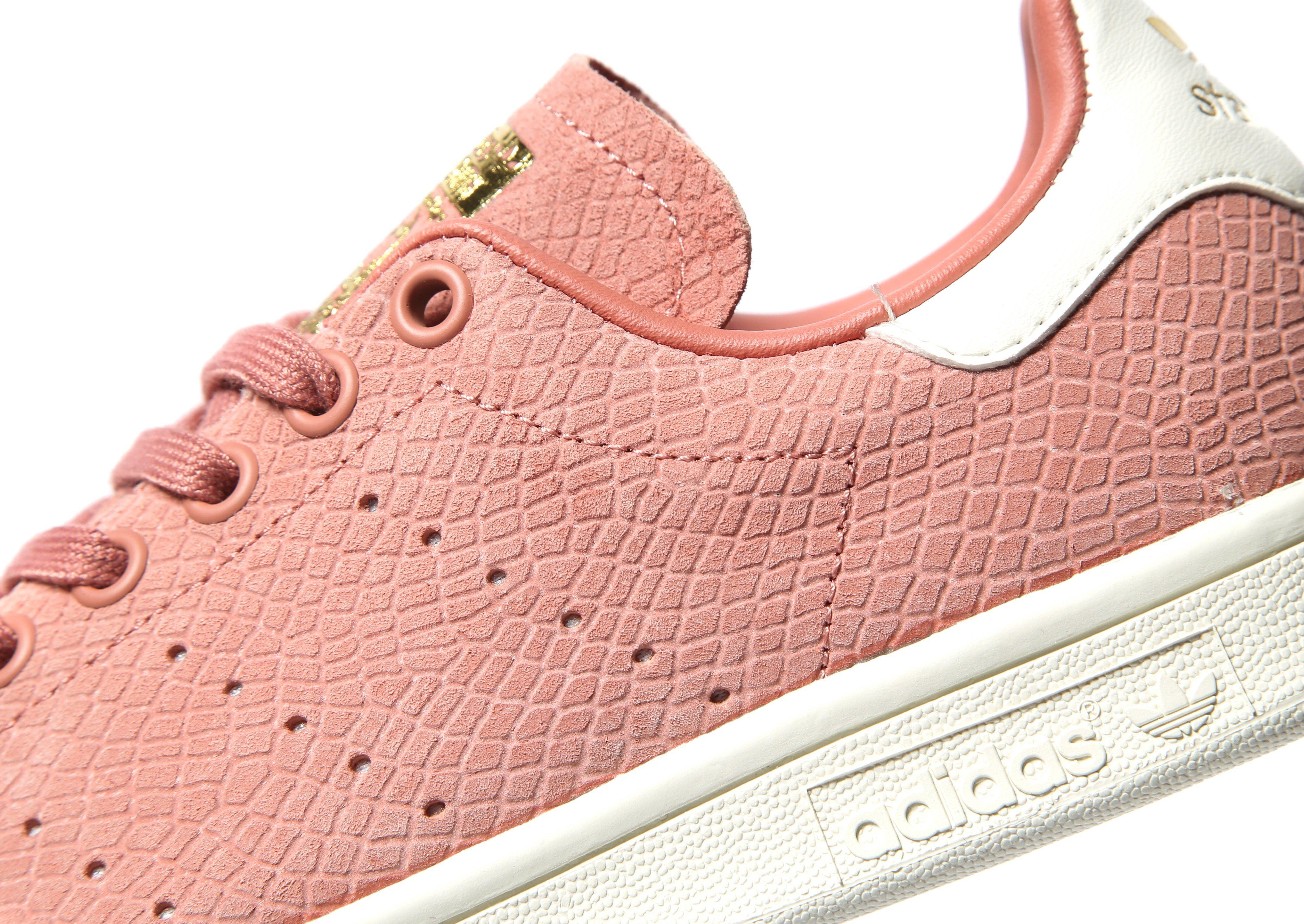 Lyst Adidas Originali Stan Smith In Rosa