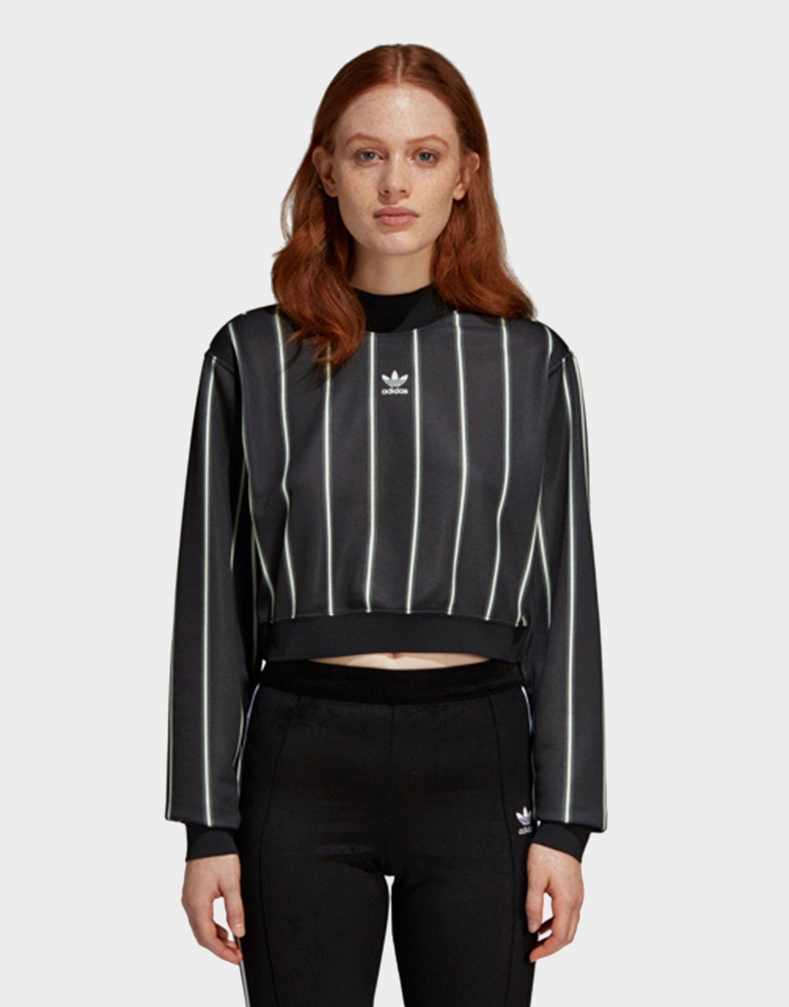 309da0dd Adidas Football Sweatshirt in Black - Lyst