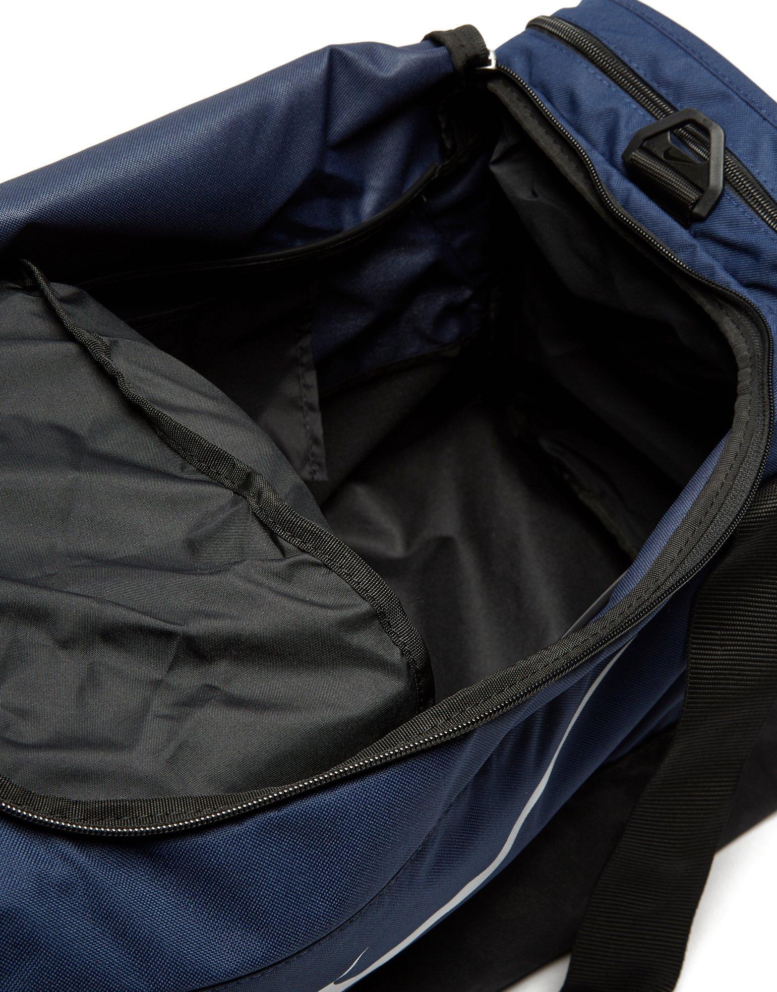 52ee79ac84b3 Nike Brasilia 6 Medium Duffel Bag in Blue for Men - Lyst