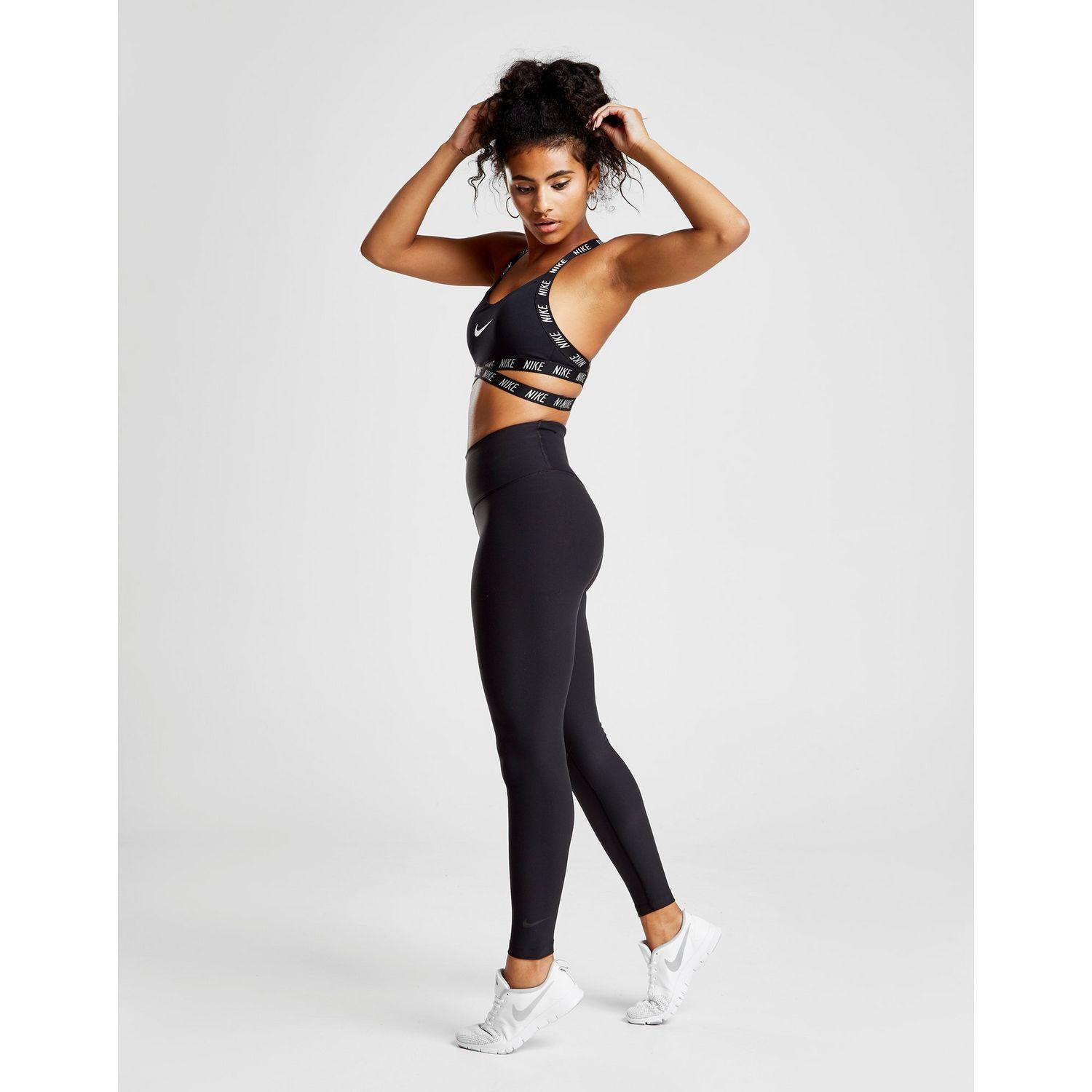 0ddcd89b4076f Lyst - Nike Sculpt Hyper Training Tights in Black