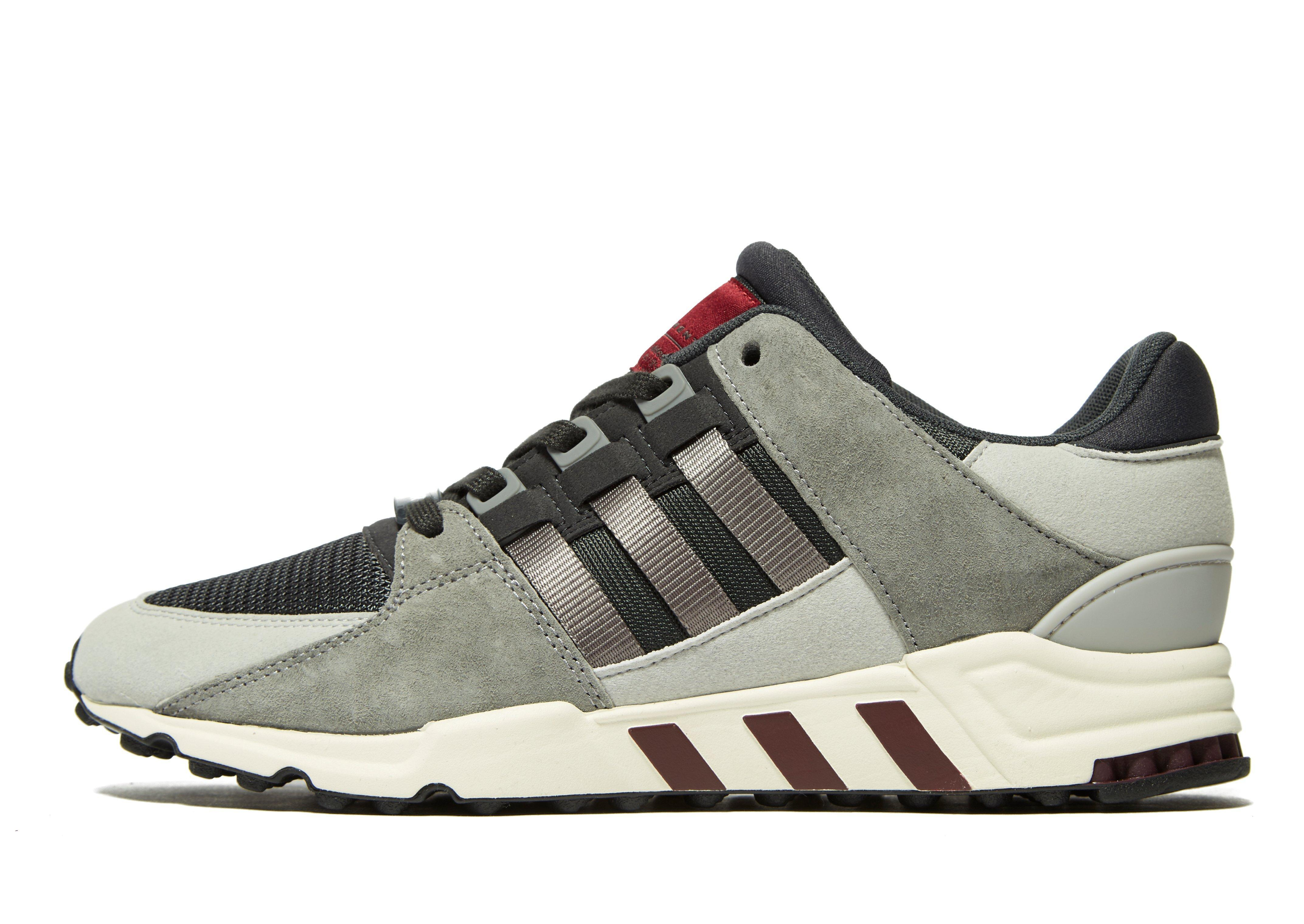 hot sale online 85c58 52c60 Adidas Originals Gray Eqt Running Support Rf for men