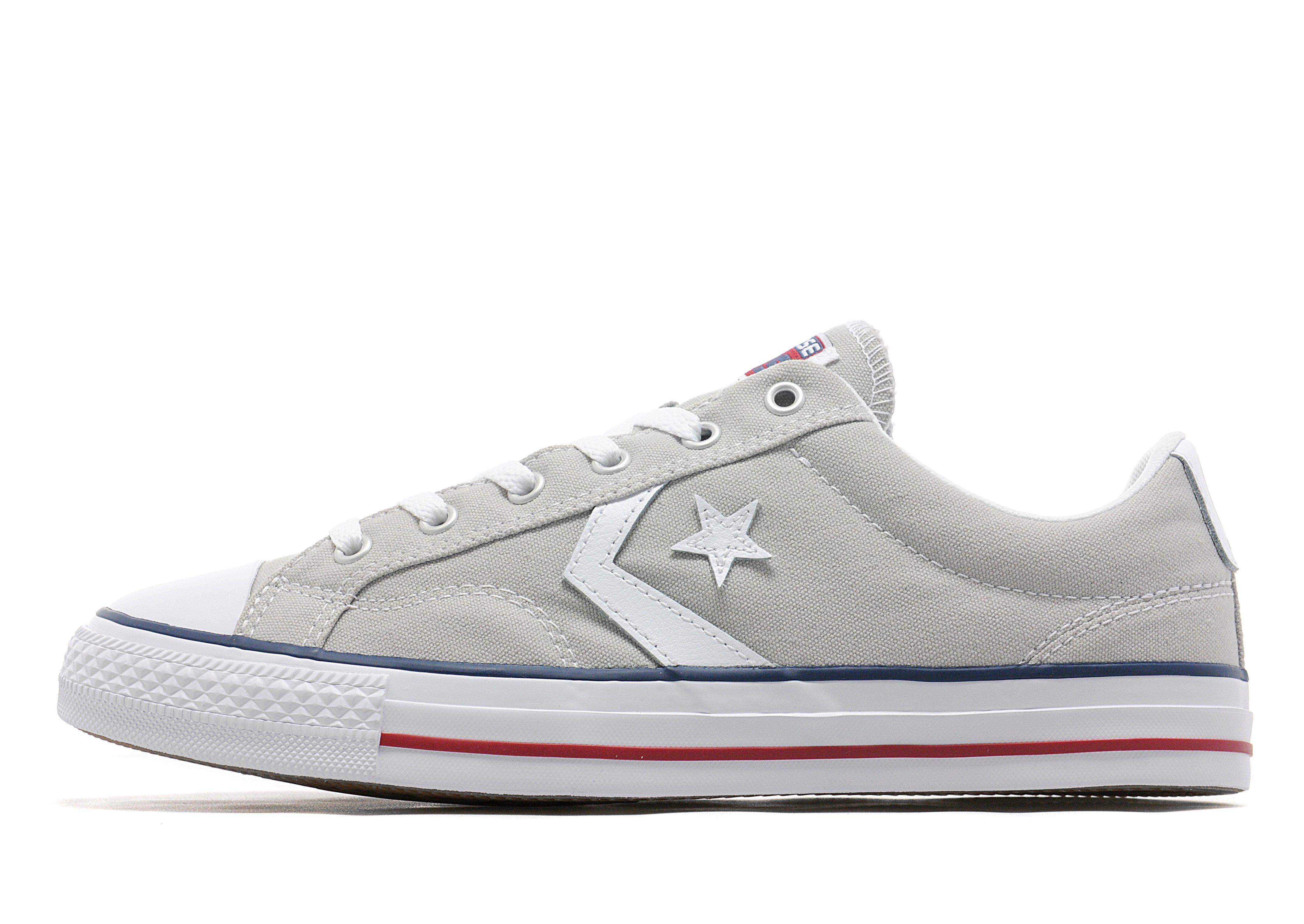3e7bd040c47b Lyst - Converse Star Player Ox in Gray for Men
