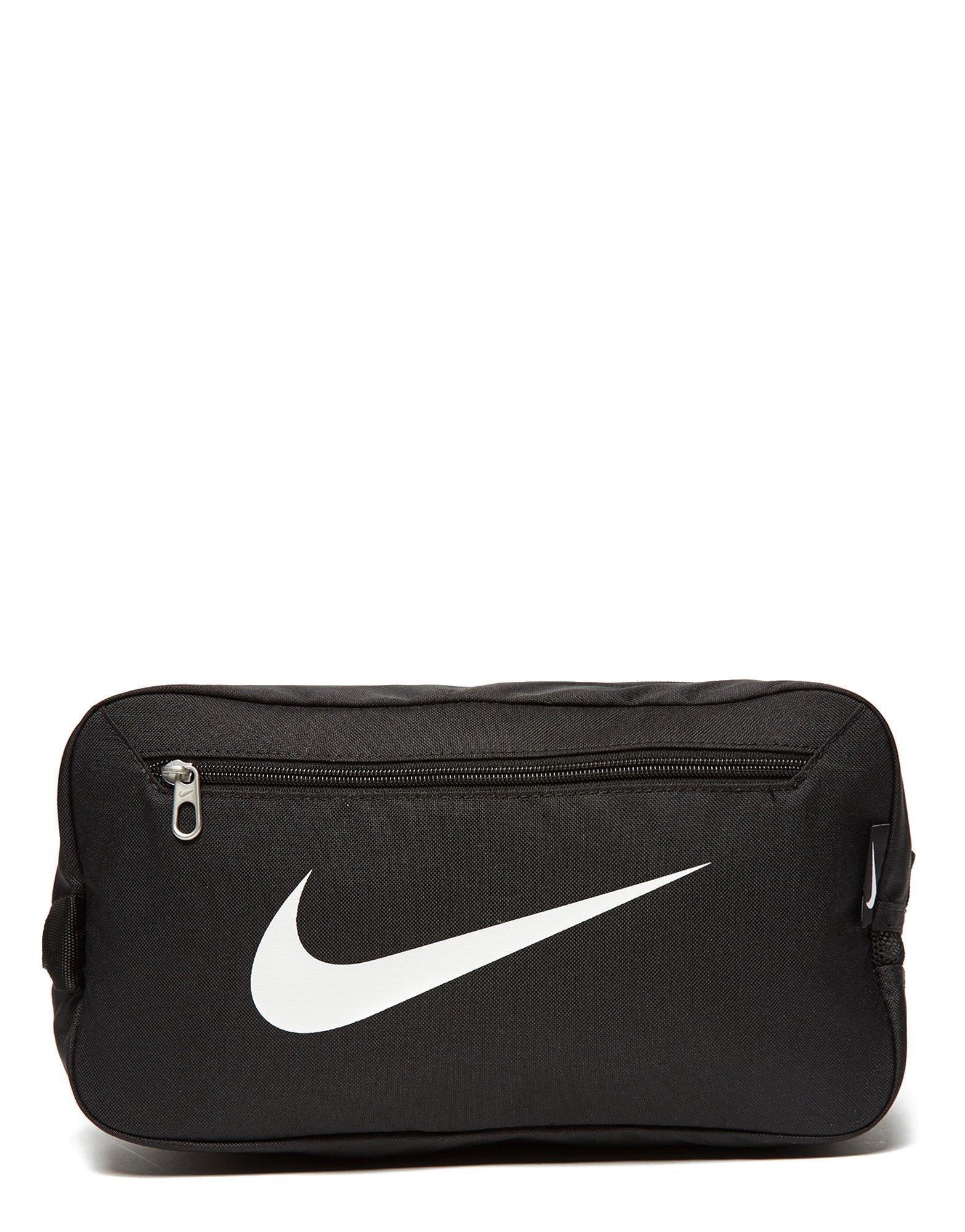 Nike Brasilia 6 Shoe Bag in Black for Men