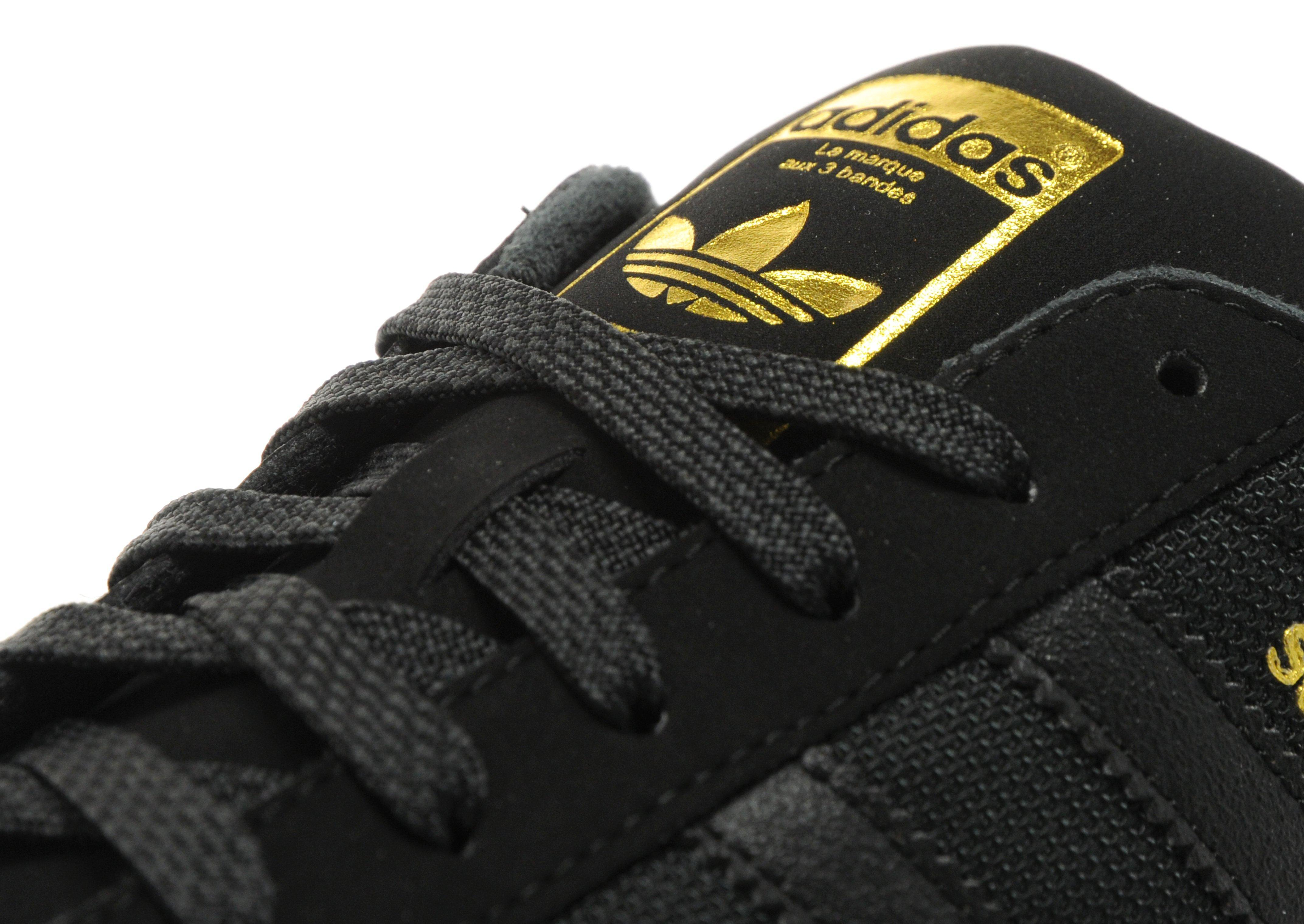 free shipping a8e5a 2f98a Lyst - Adidas Originals Superstar in Black for Men