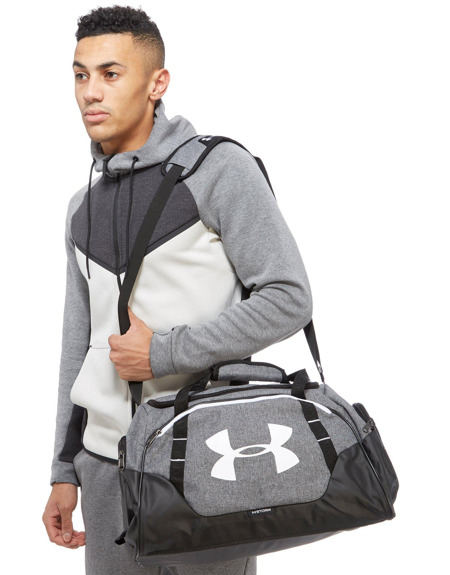 005f4f1f6556f Under Armour Undeniable Duffle 30 Xs Men's Sports Bag In Grey in ...