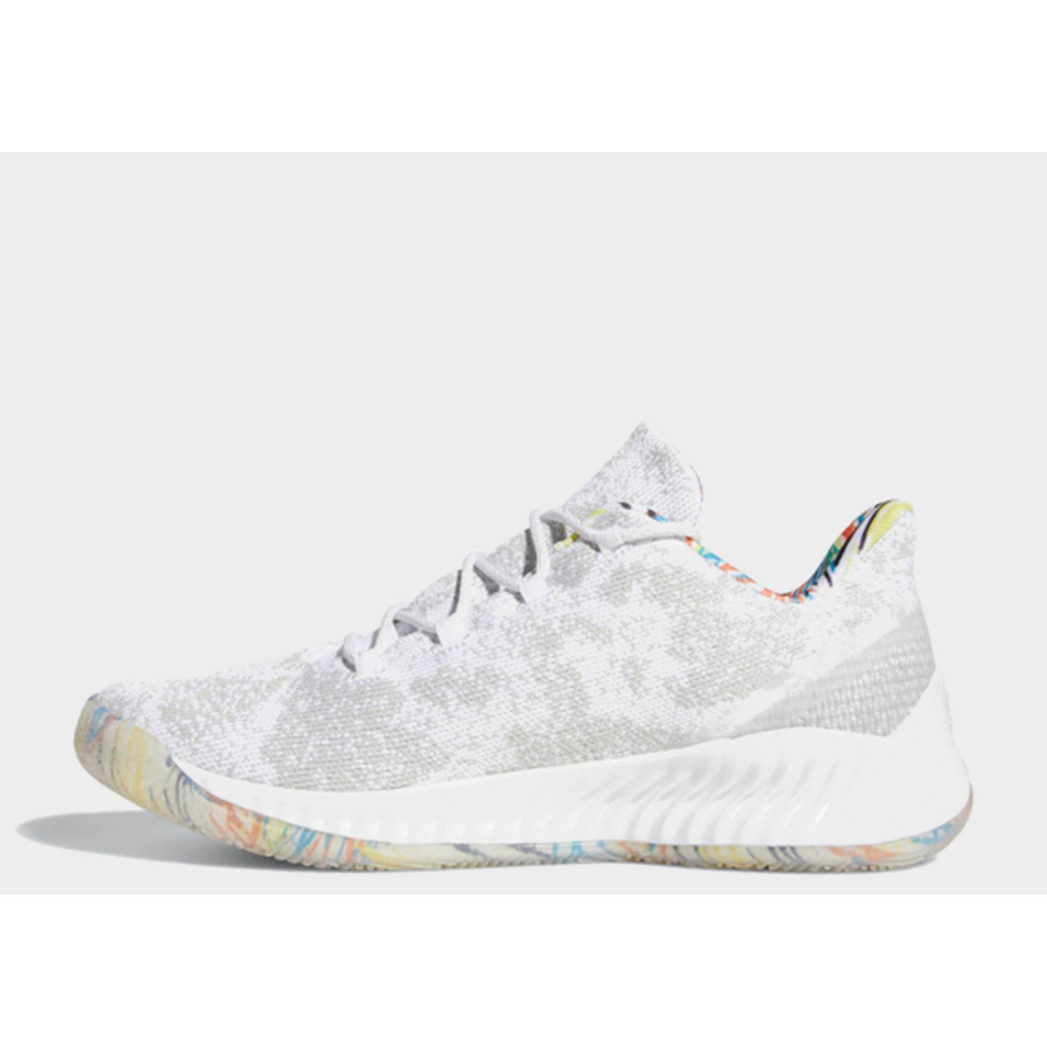 f2065a95922 adidas Harden B e X Shoes in White for Men - Lyst