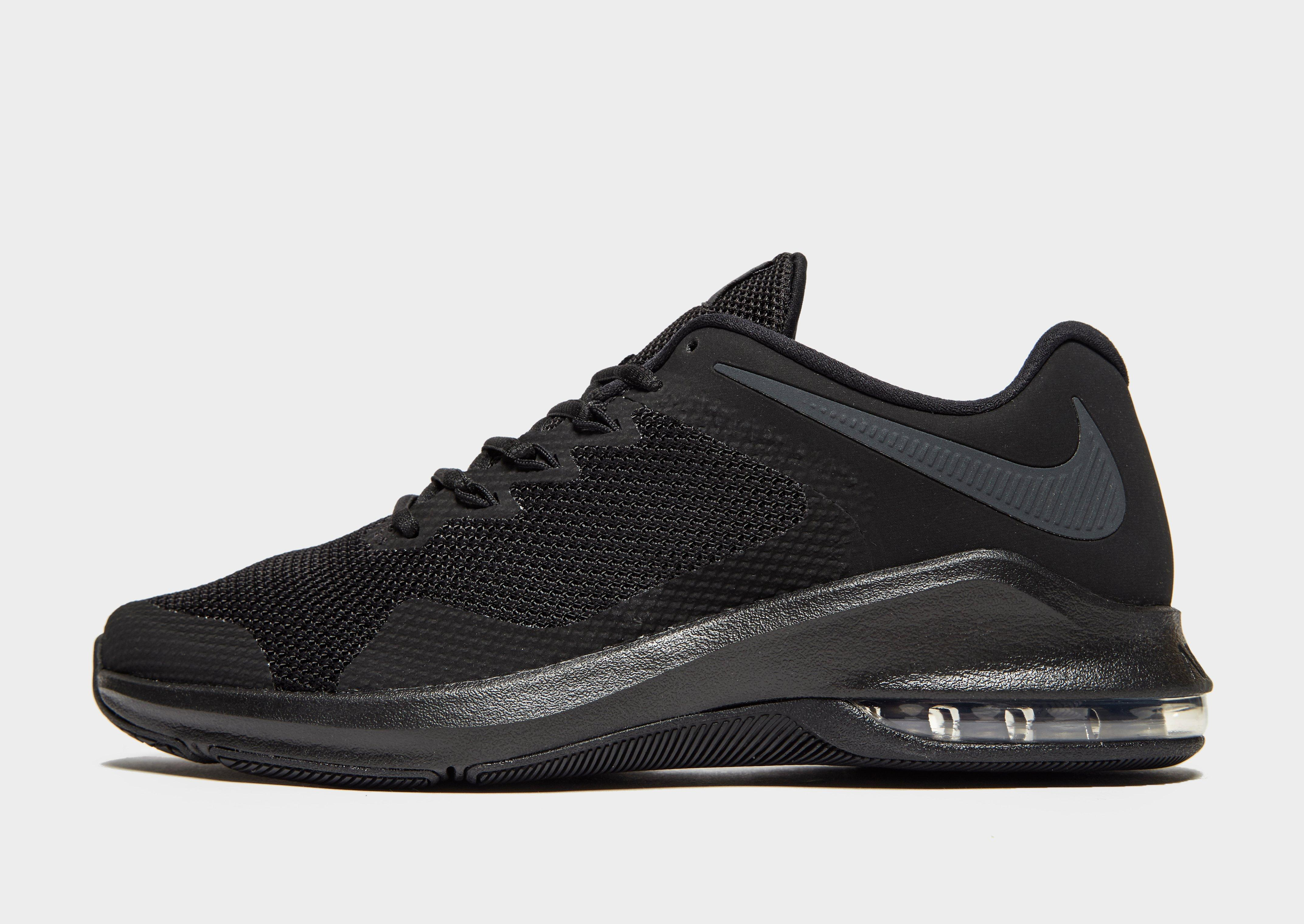 premium selection 5a01f a4fbb Lyst - Nike Air Max Alpha Trainer in Black for Men