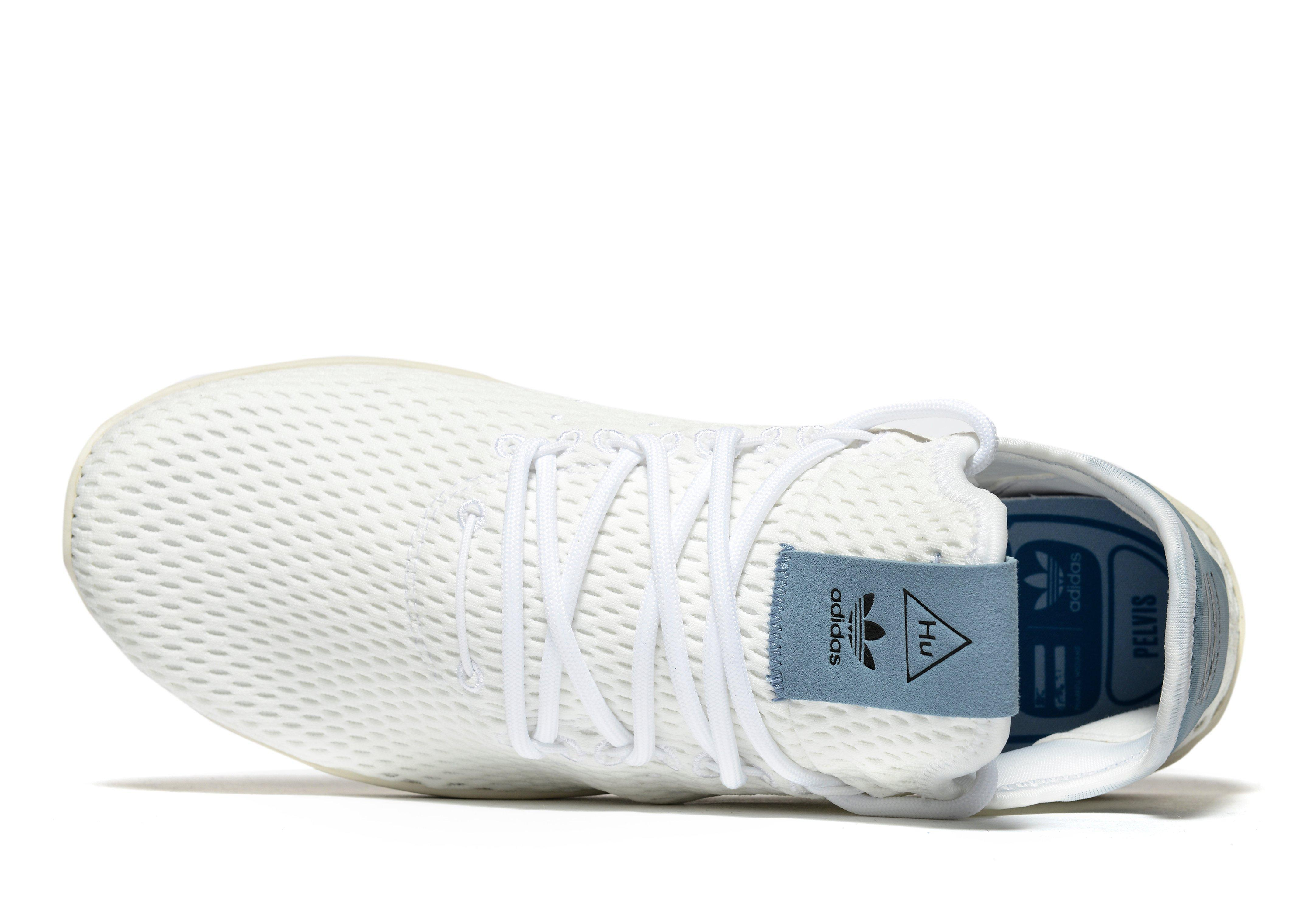 7b39c989689d6 Lyst - adidas Originals Pharrell Williams Tennis Hu in Blue for Men