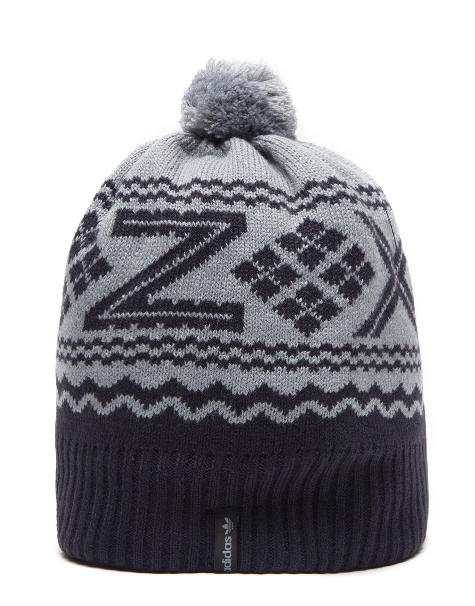 9b2bd25edf3 ... inexpensive adidas originals zx bobble hat in black lyst 62c64 99477