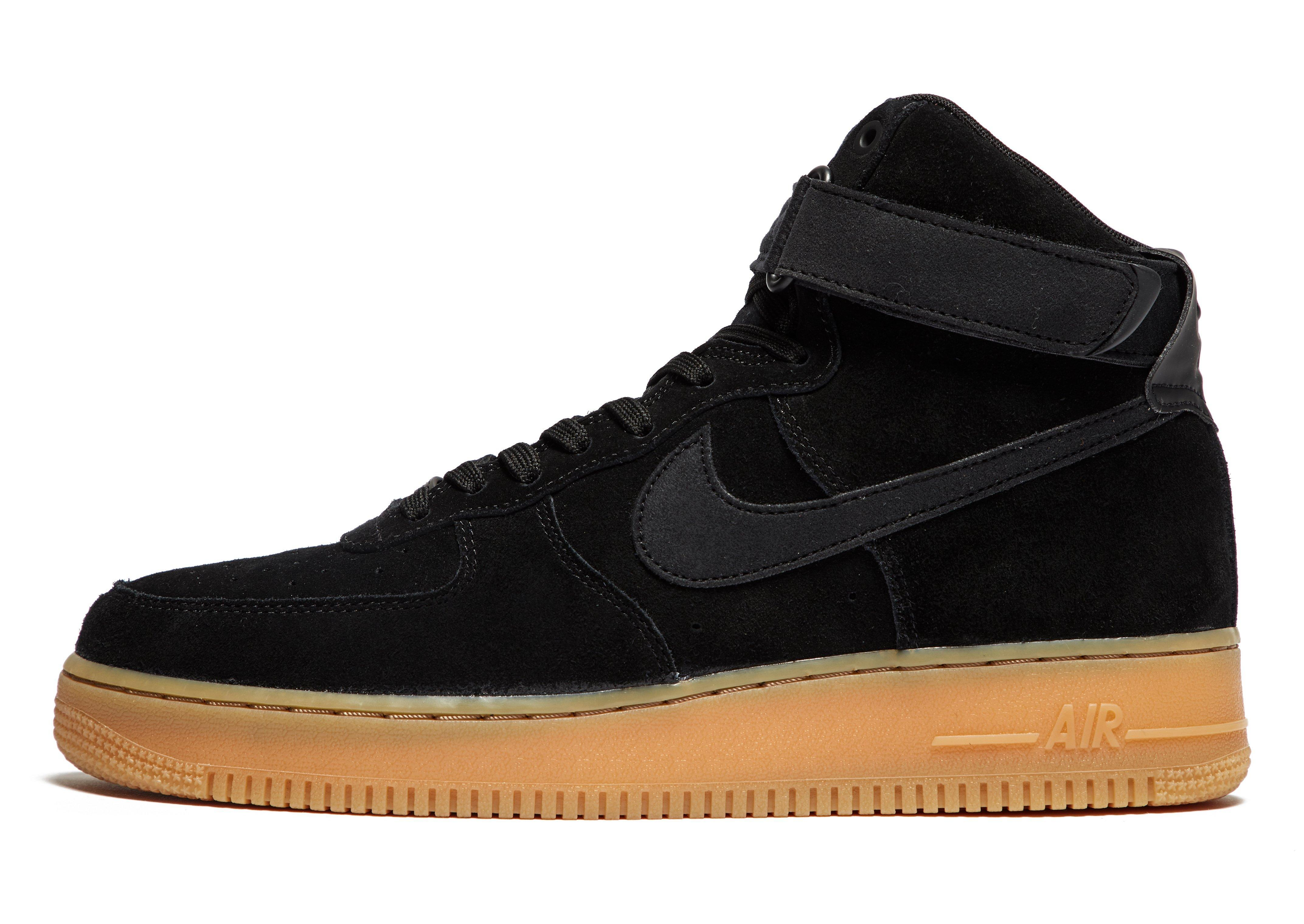 0abf85389b3 Nike Air Force 1 Mid Lv8 in Black for Men - Lyst