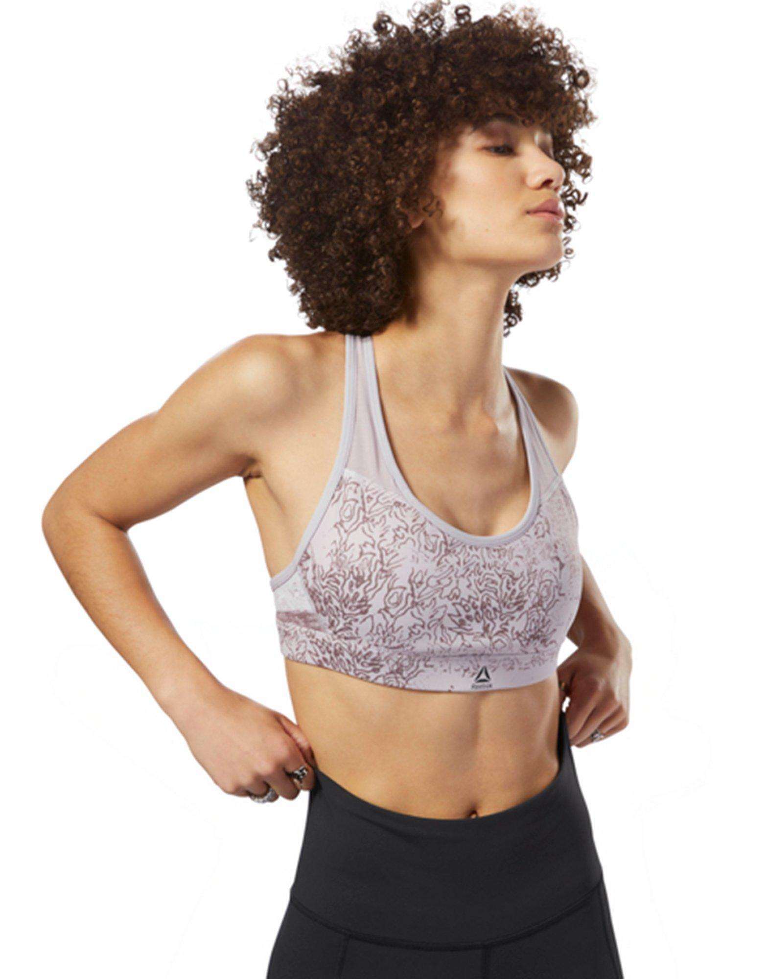 fb2919e856989 Reebok. Women s Hero Racer Padded Bra