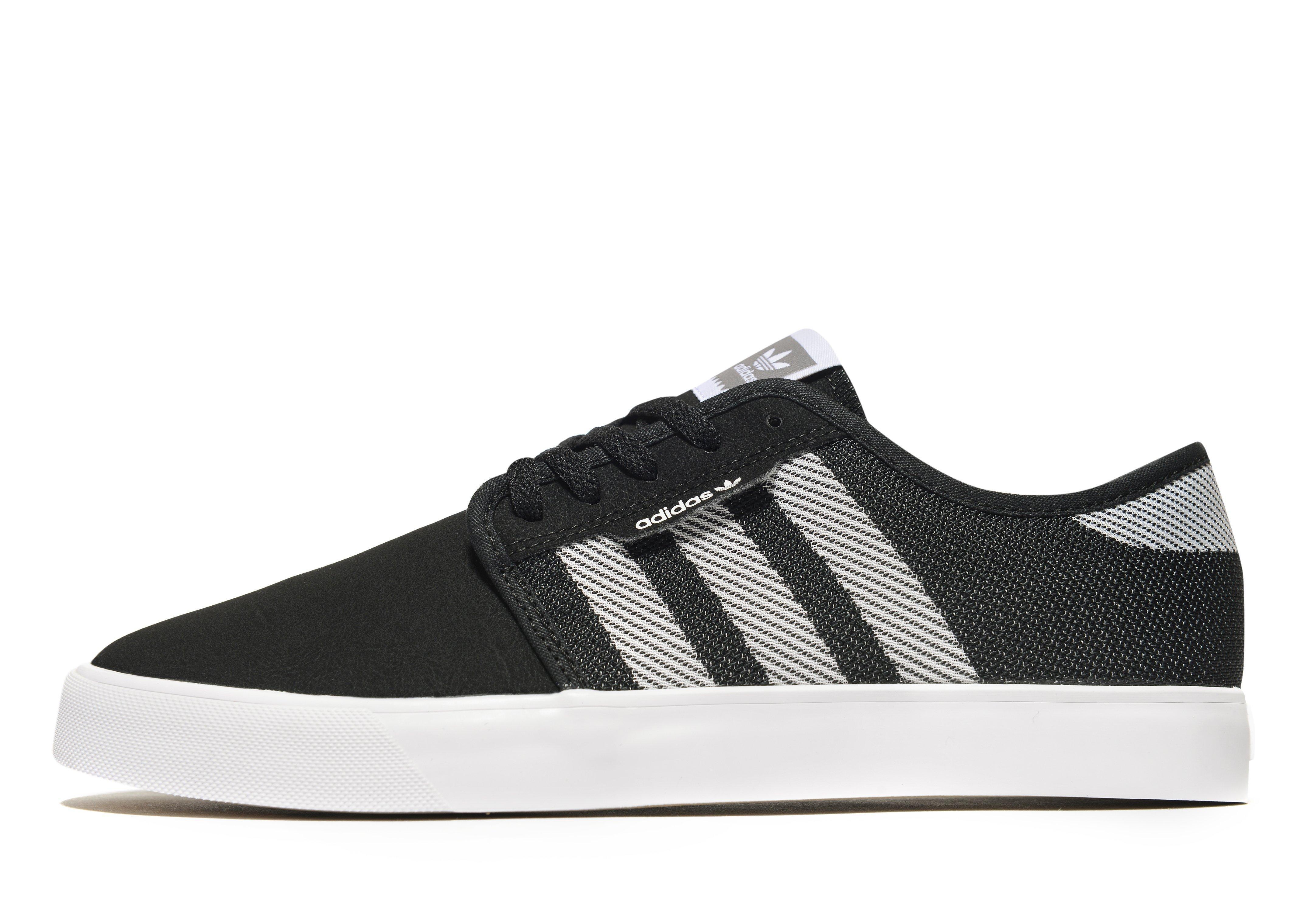 Adidas originali seely tessere in nero per salvare il 19% lyst
