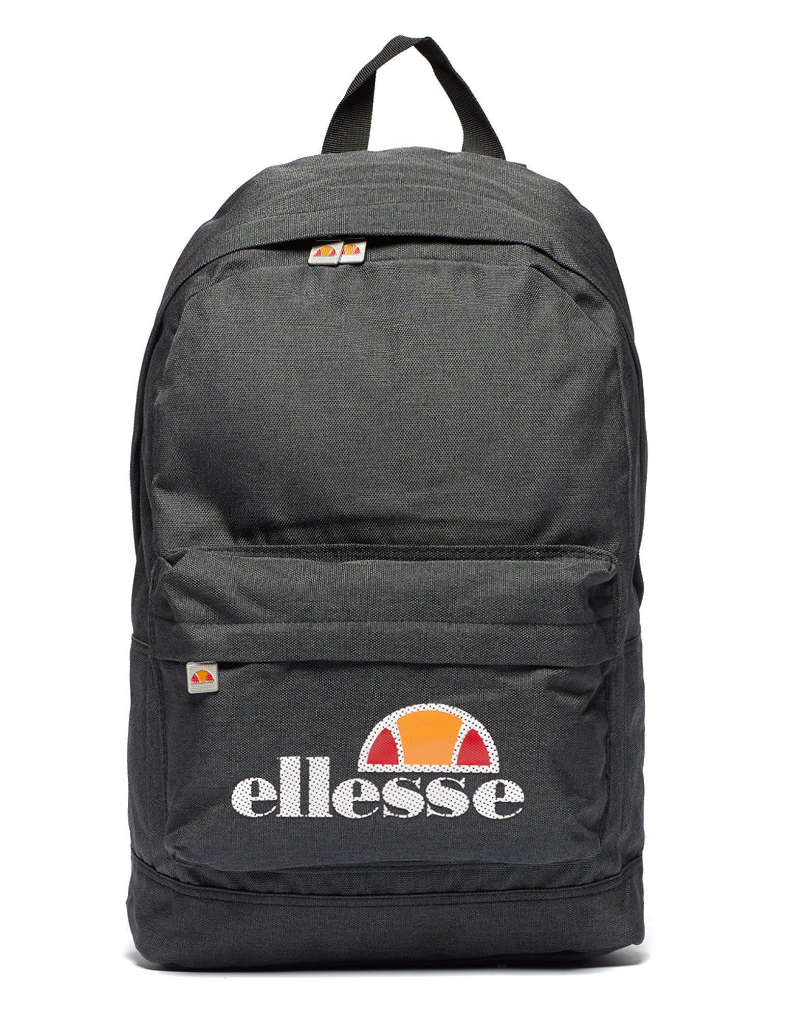a796b482eb69 ... Ellesse Marino Backpack in Black for Men - Lyst best cheap 2d04b 02509  ...