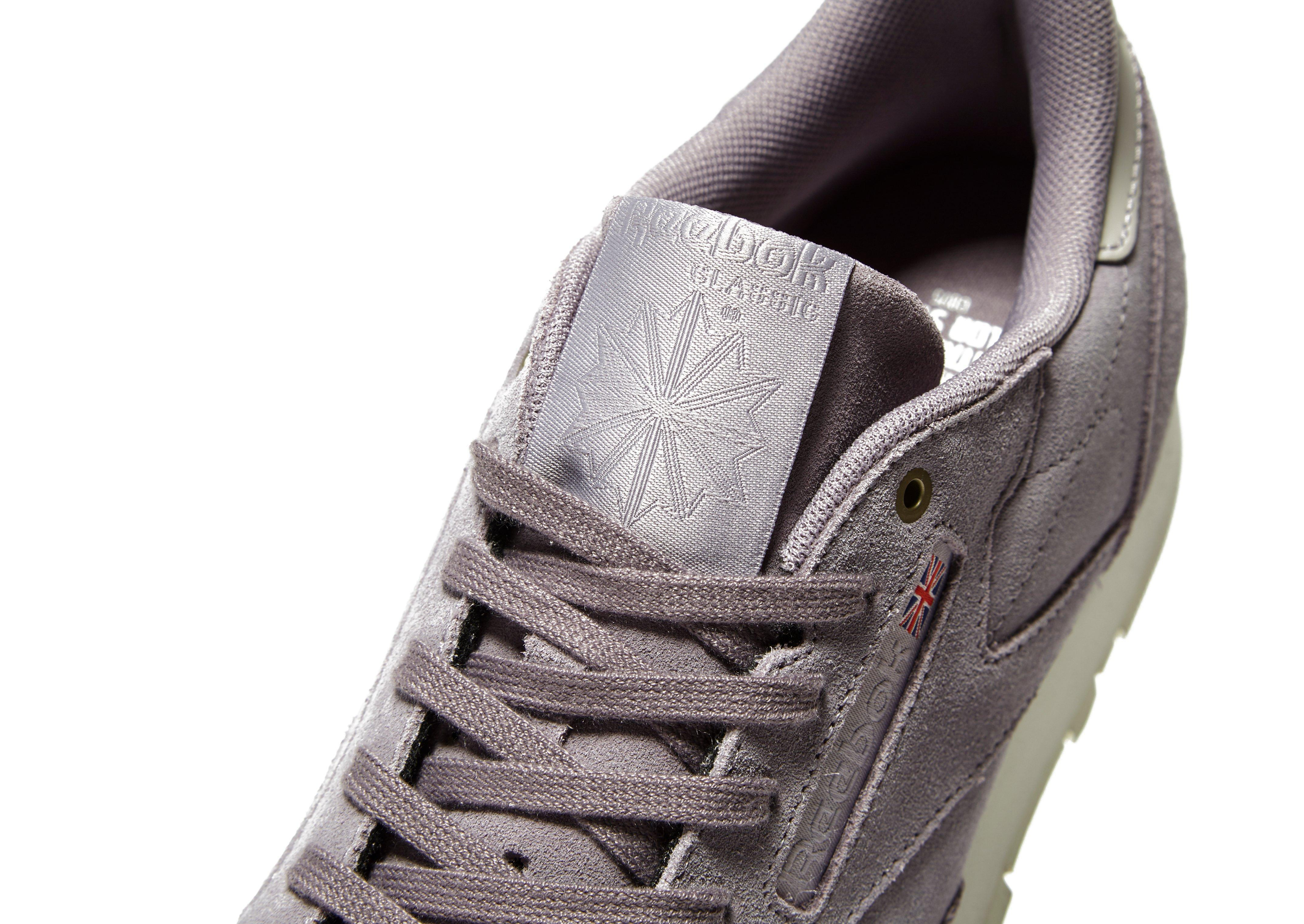 50d8f3430deed Reebok Classic Leather Mcc in Gray for Men - Lyst
