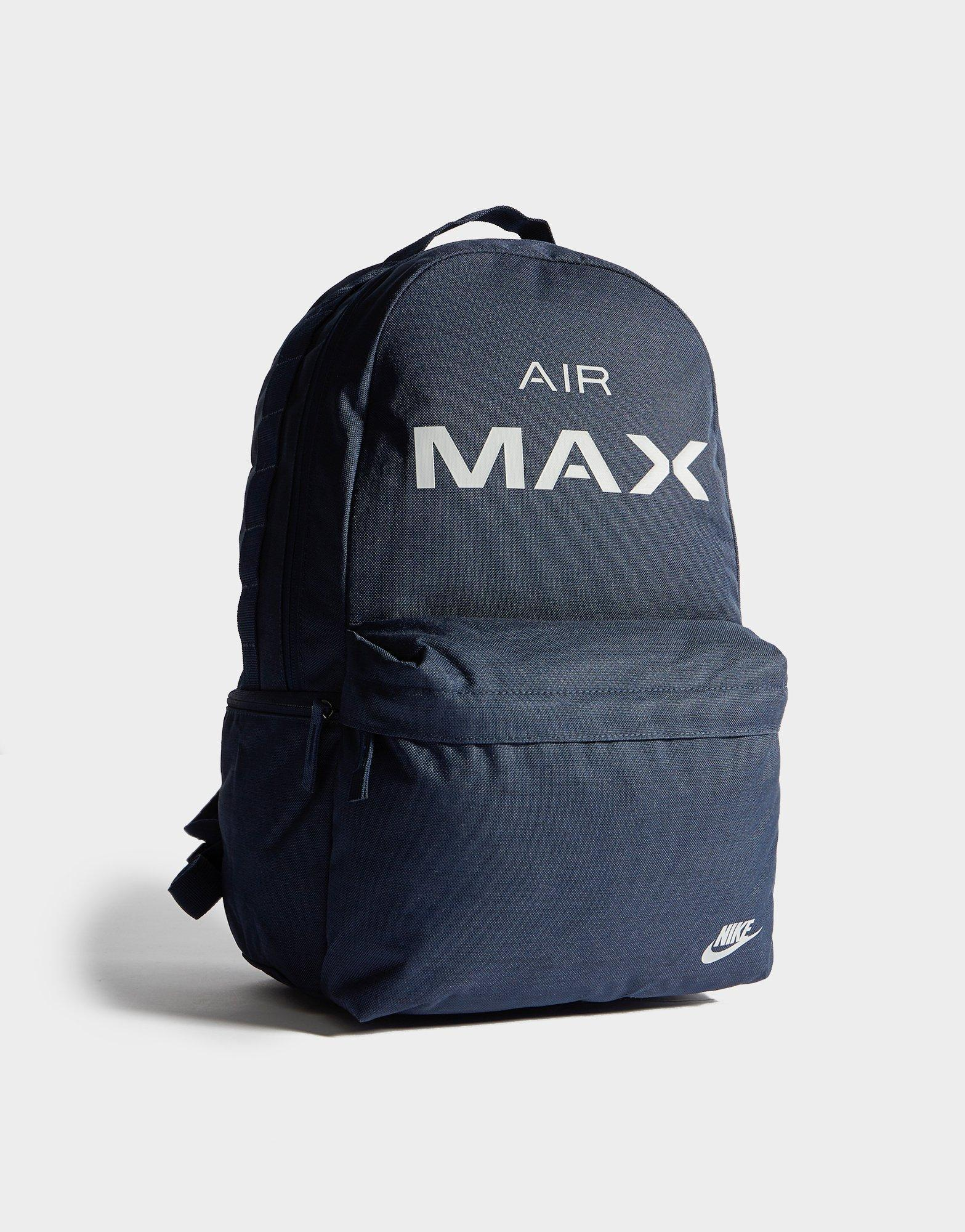 bd692747ff78 Nike Air Max Backpack in Blue for Men - Lyst