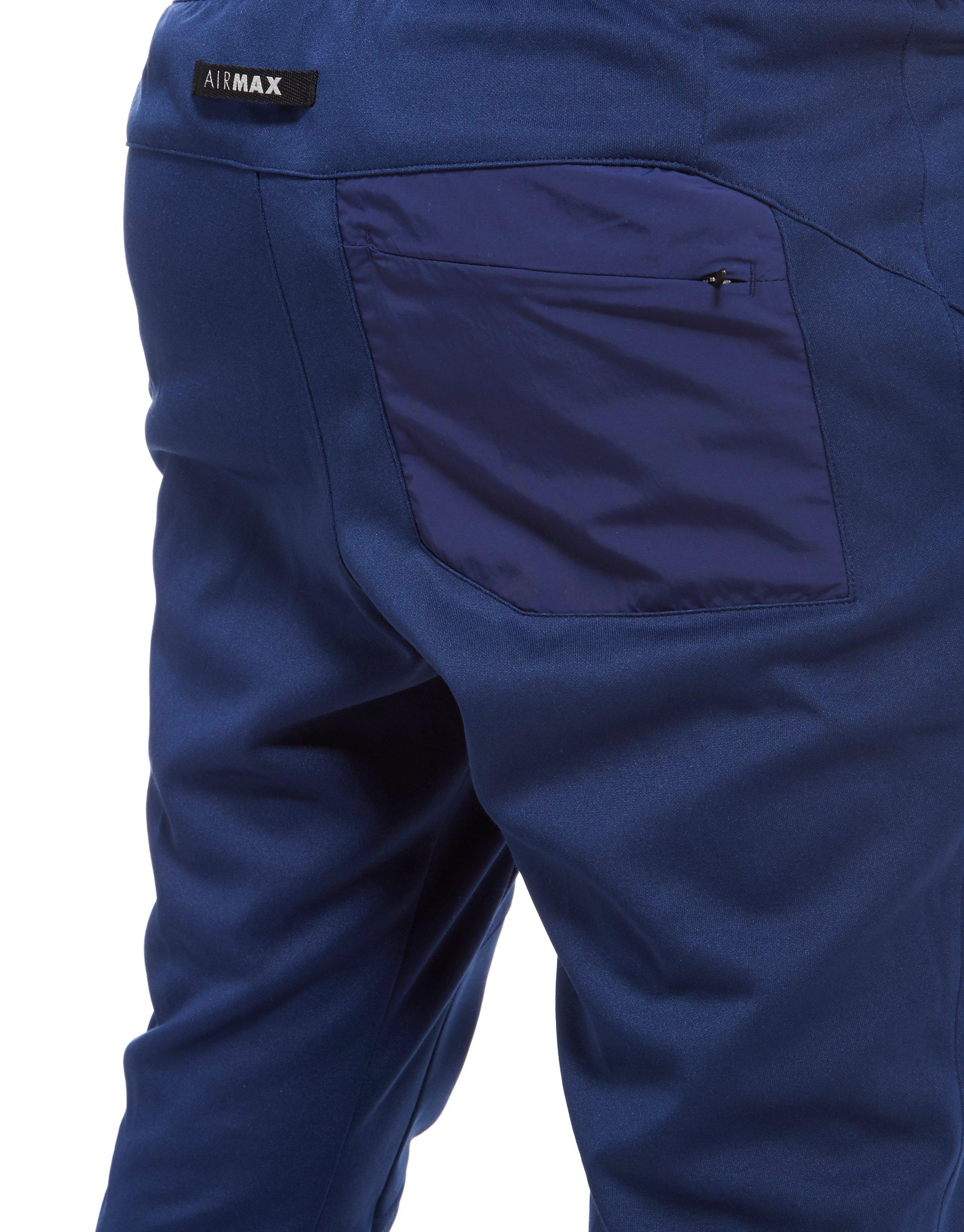 nike air max poly track pants heren