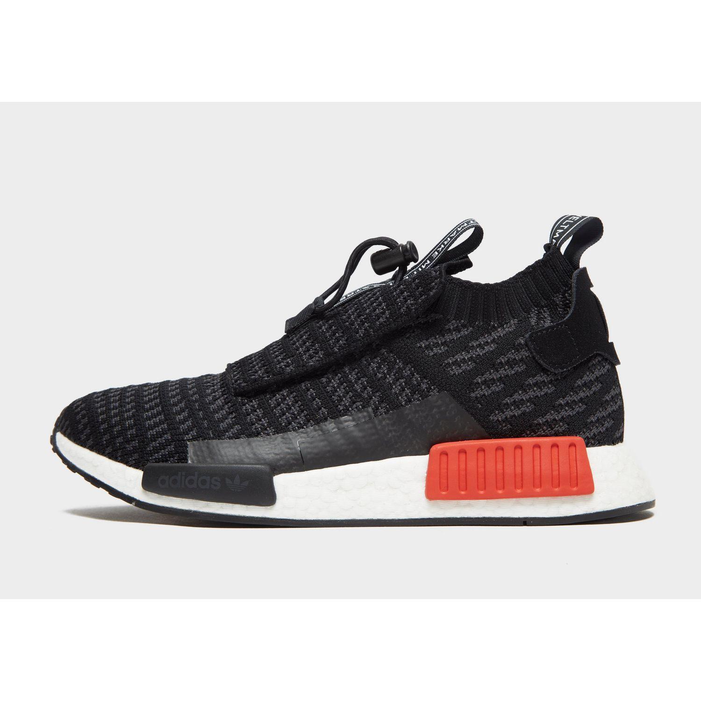 1f551e62a adidas Originals Nmd Ts1 Primeknit in Black for Men - Lyst
