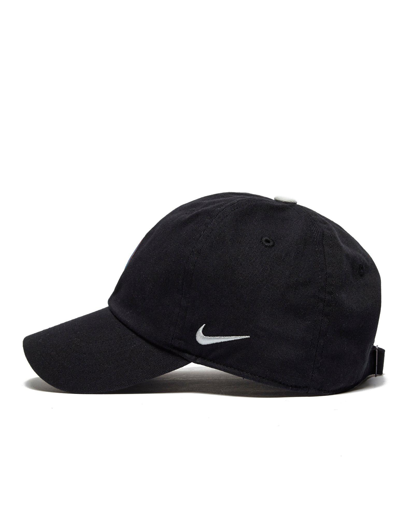 ee10e44c5c1 Lyst - Nike Paris Saint Germain H86 Cap in Black for Men