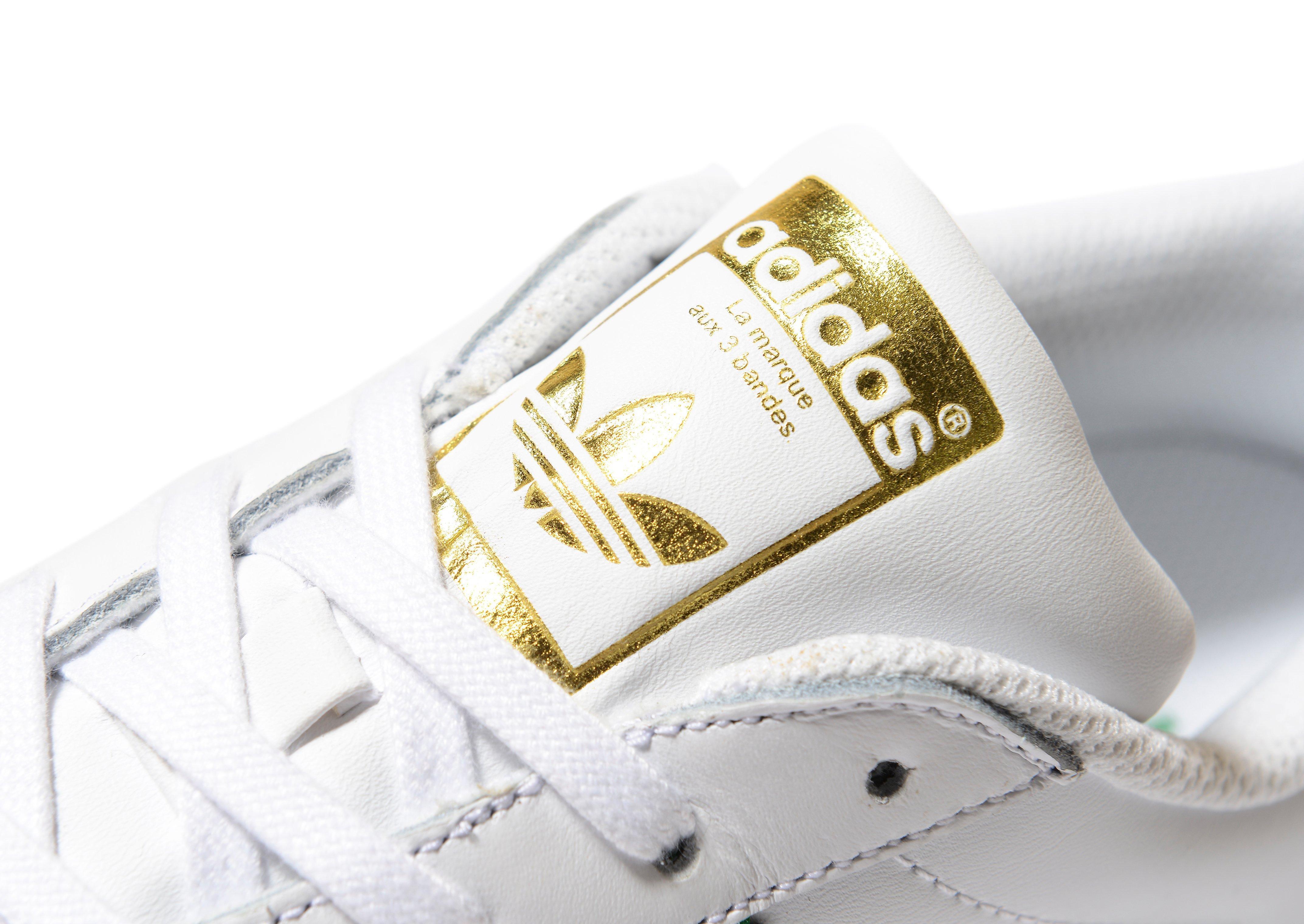 best service 6595f 921bb Lyst - adidas Originals Superstar Foundation in Green for Me
