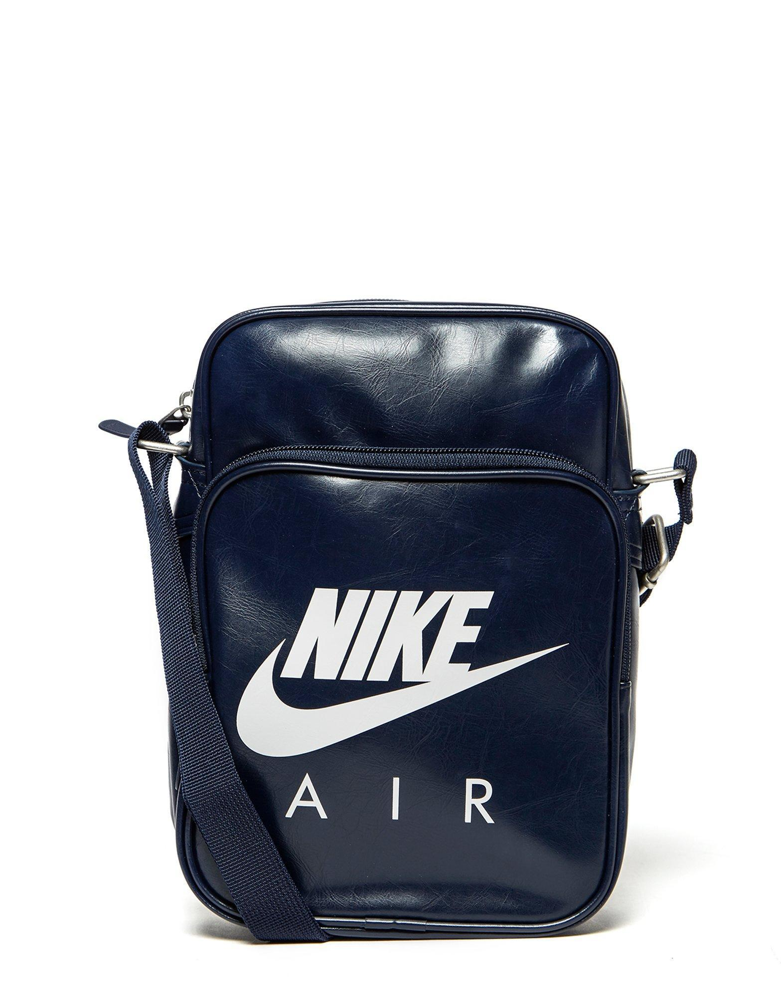b772ca491593 Nike Air Small Items Bag in Blue for Men - Lyst