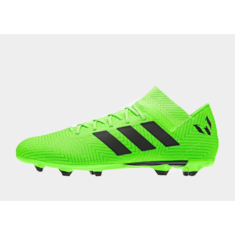 super popular f9c0d 99de8 adidas. Men s Green Energy Mode Nemeziz Messi 18.3 Fg ...