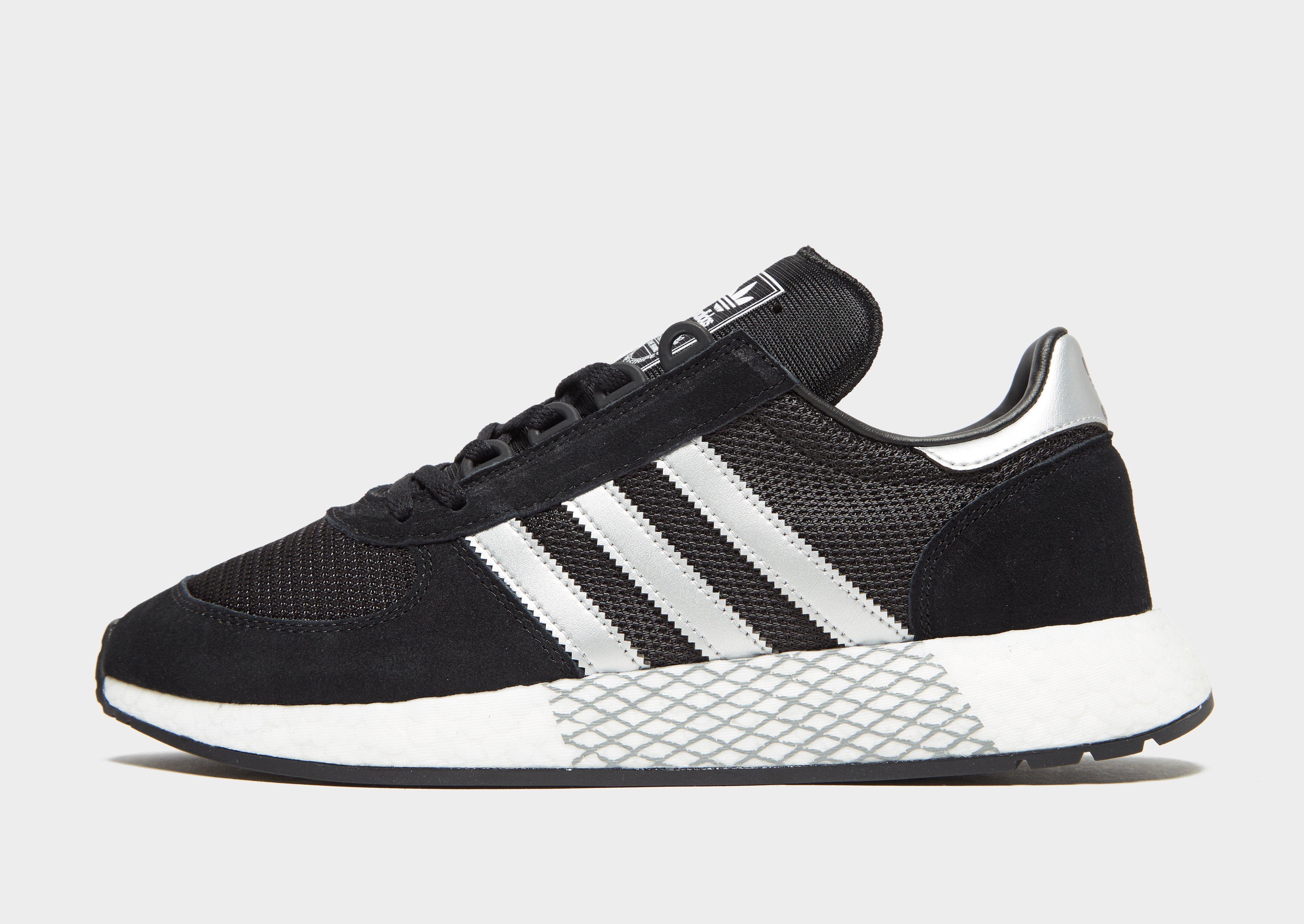 7e75d83d4ad5 Lyst - adidas Originals Marathon Boost in Black for Men
