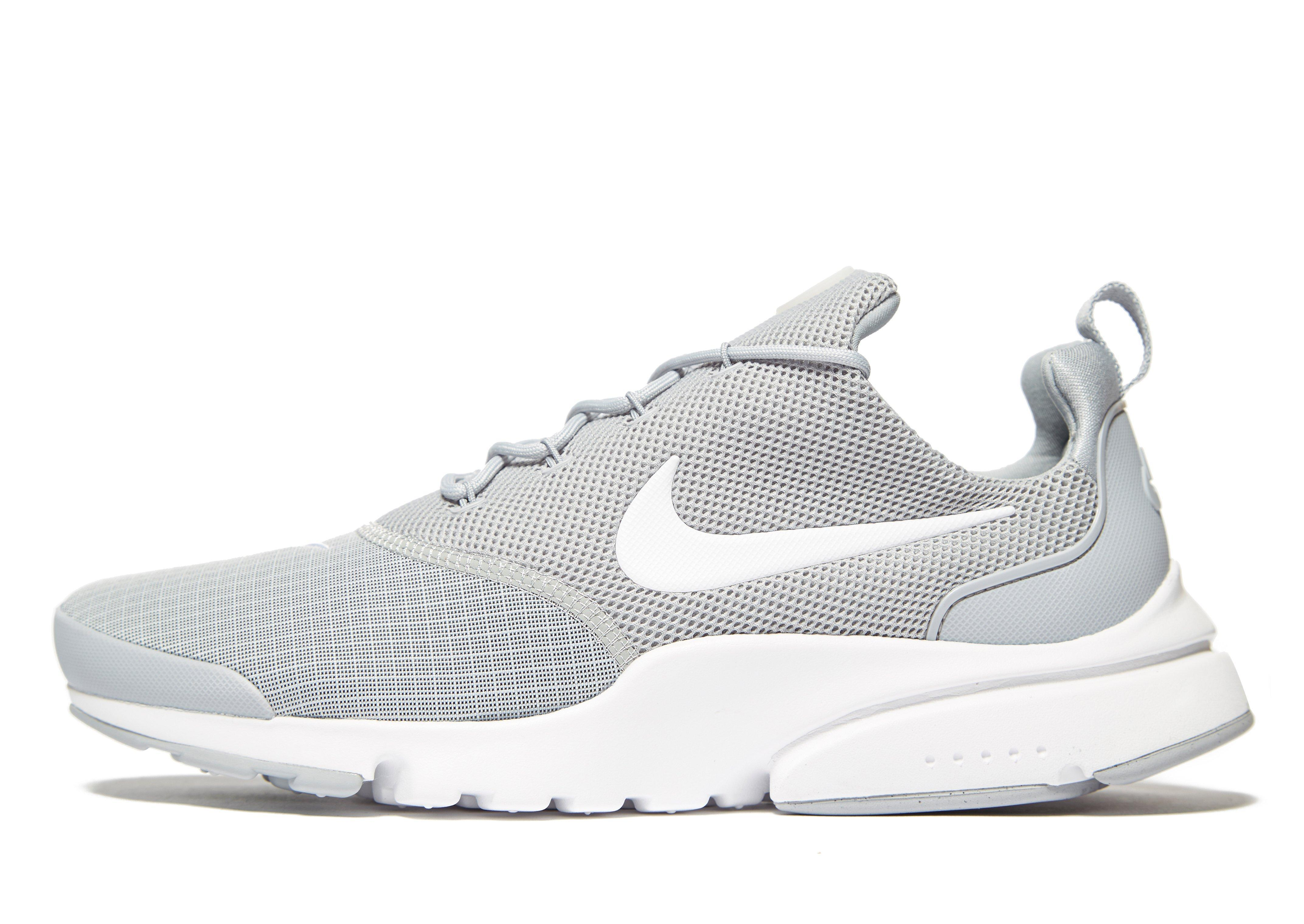 new product e2118 0a60a Lyst - Nike Air Presto Fly in Gray