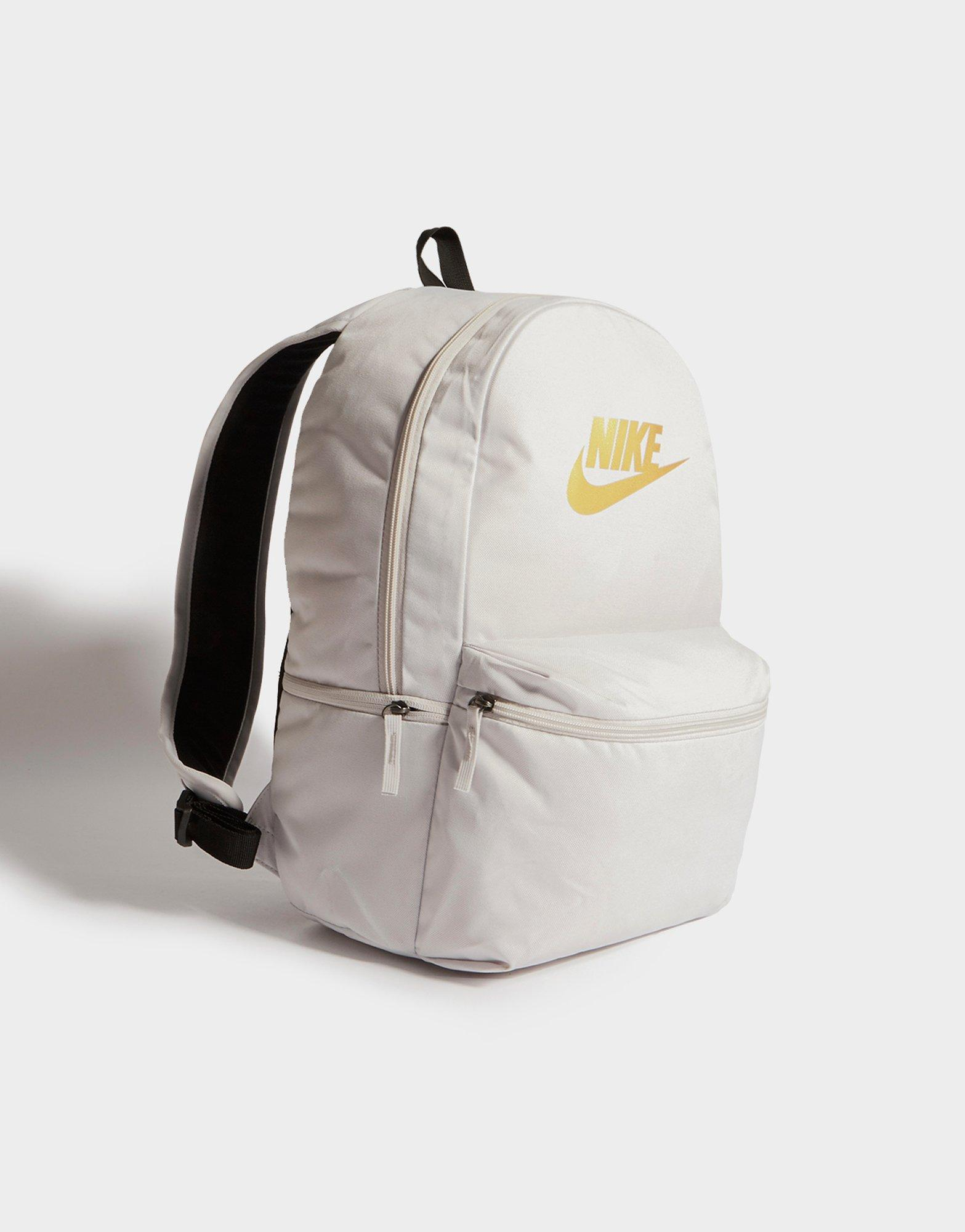 a3622750c3c0 Lyst - Nike Metallic Heritage Backpack in Metallic for Men