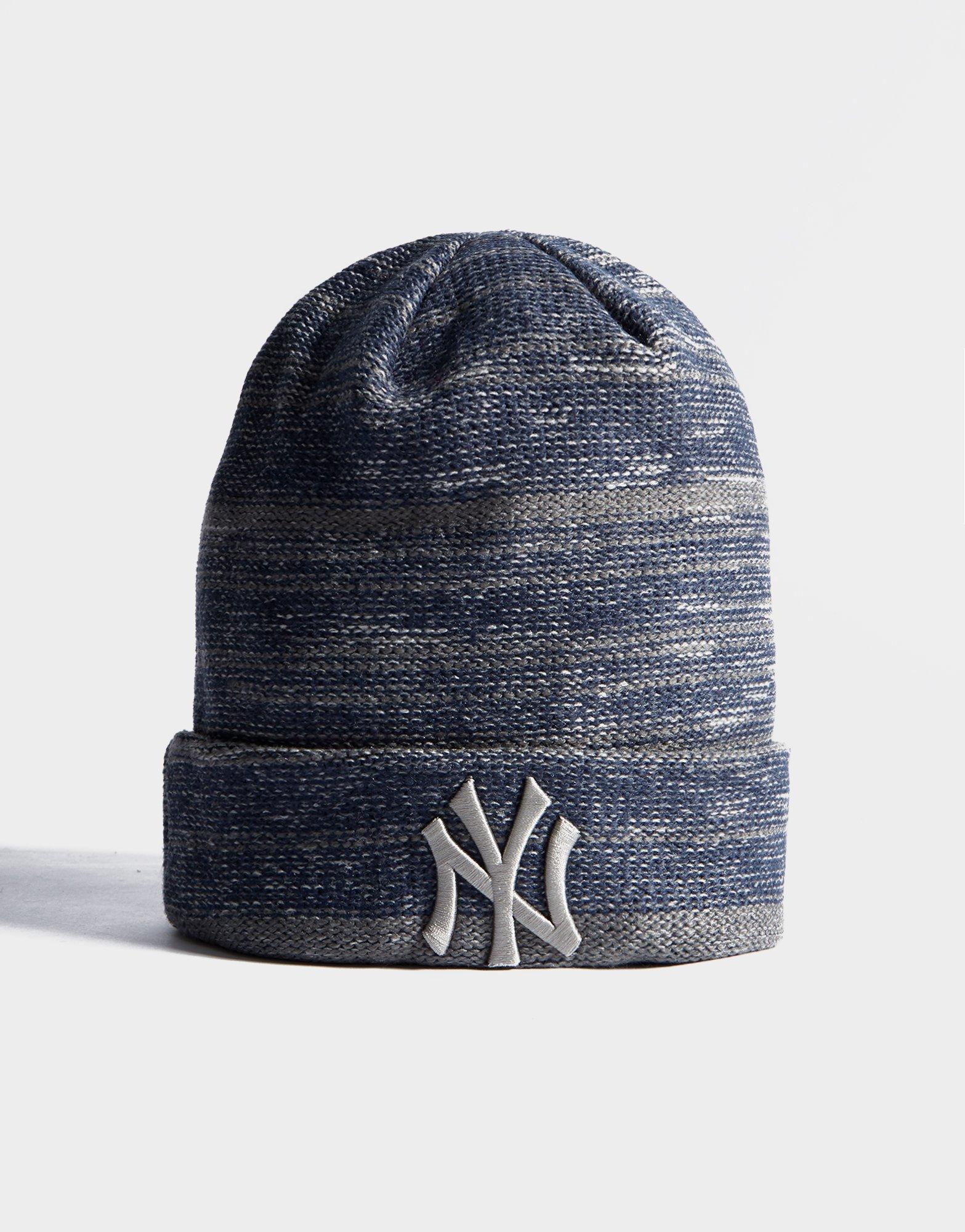 Ktz Mlb New York Yankees Beanie in Blue for Men - Lyst b7a3ae3fbb0b