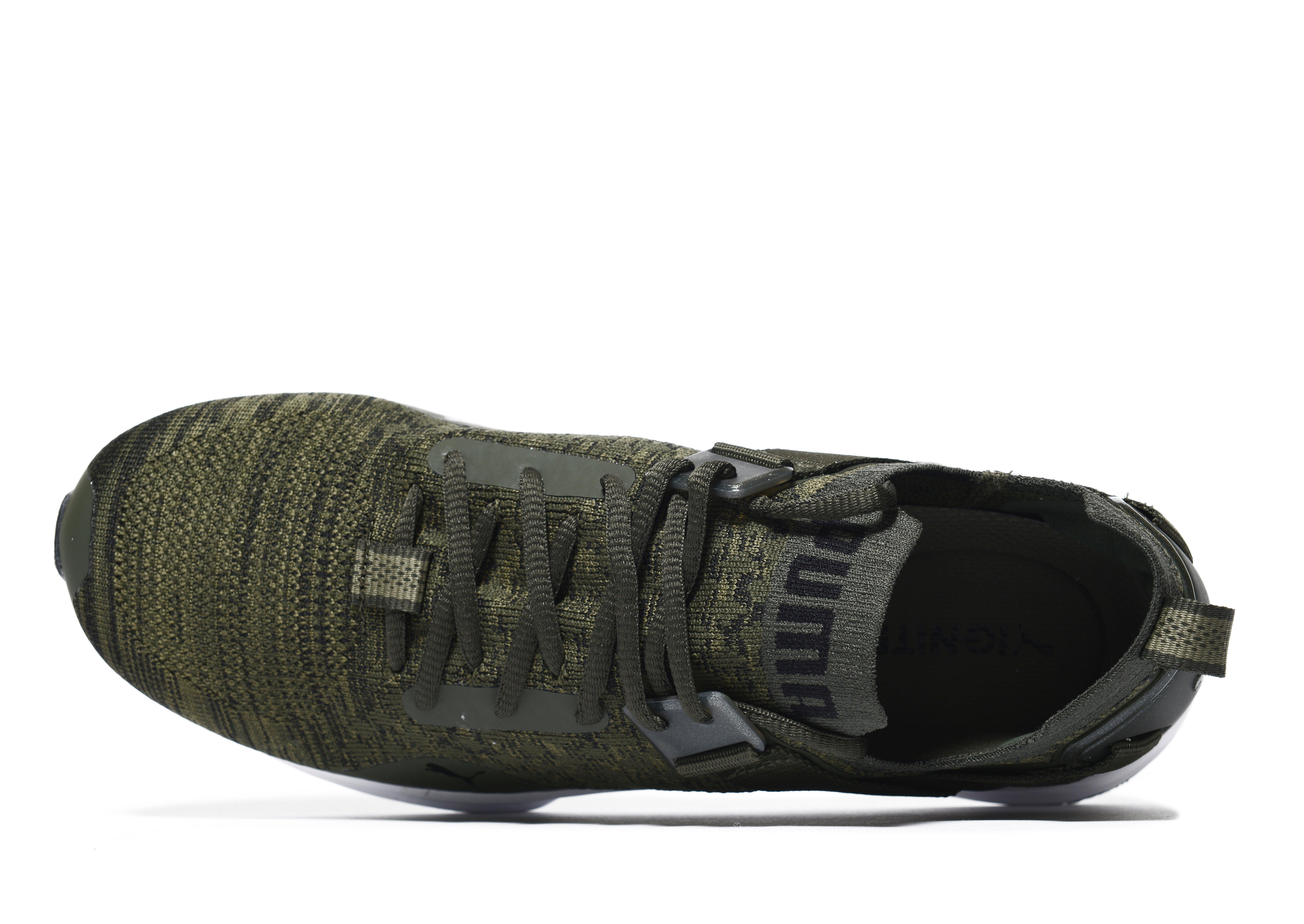 94d9edd4b7bc1c Lyst - PUMA Ignite Evoknit in Green for Men