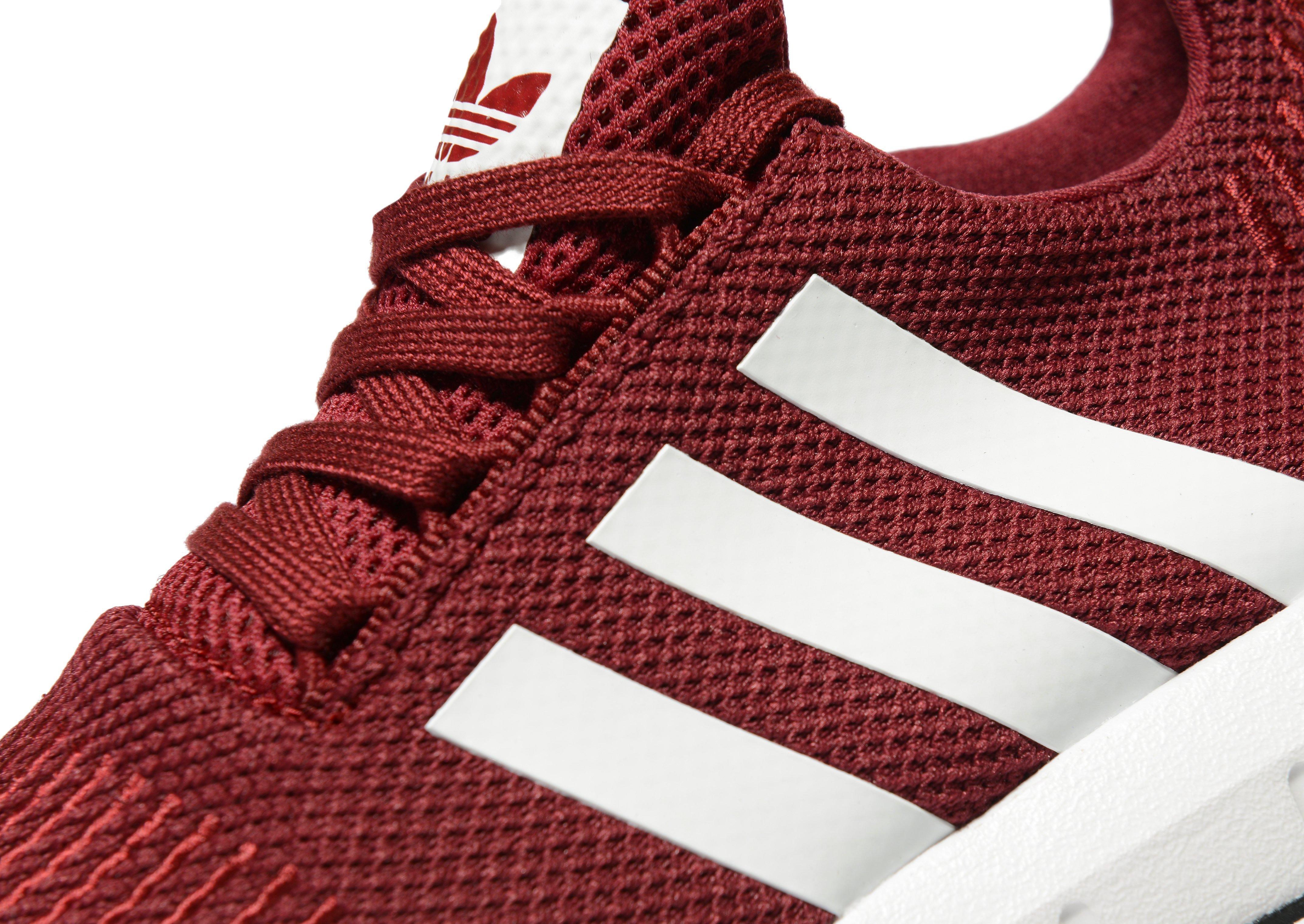 best authentic 60445 9ab70 adidas Originals Swift Run Junior in Red for Men - Lyst