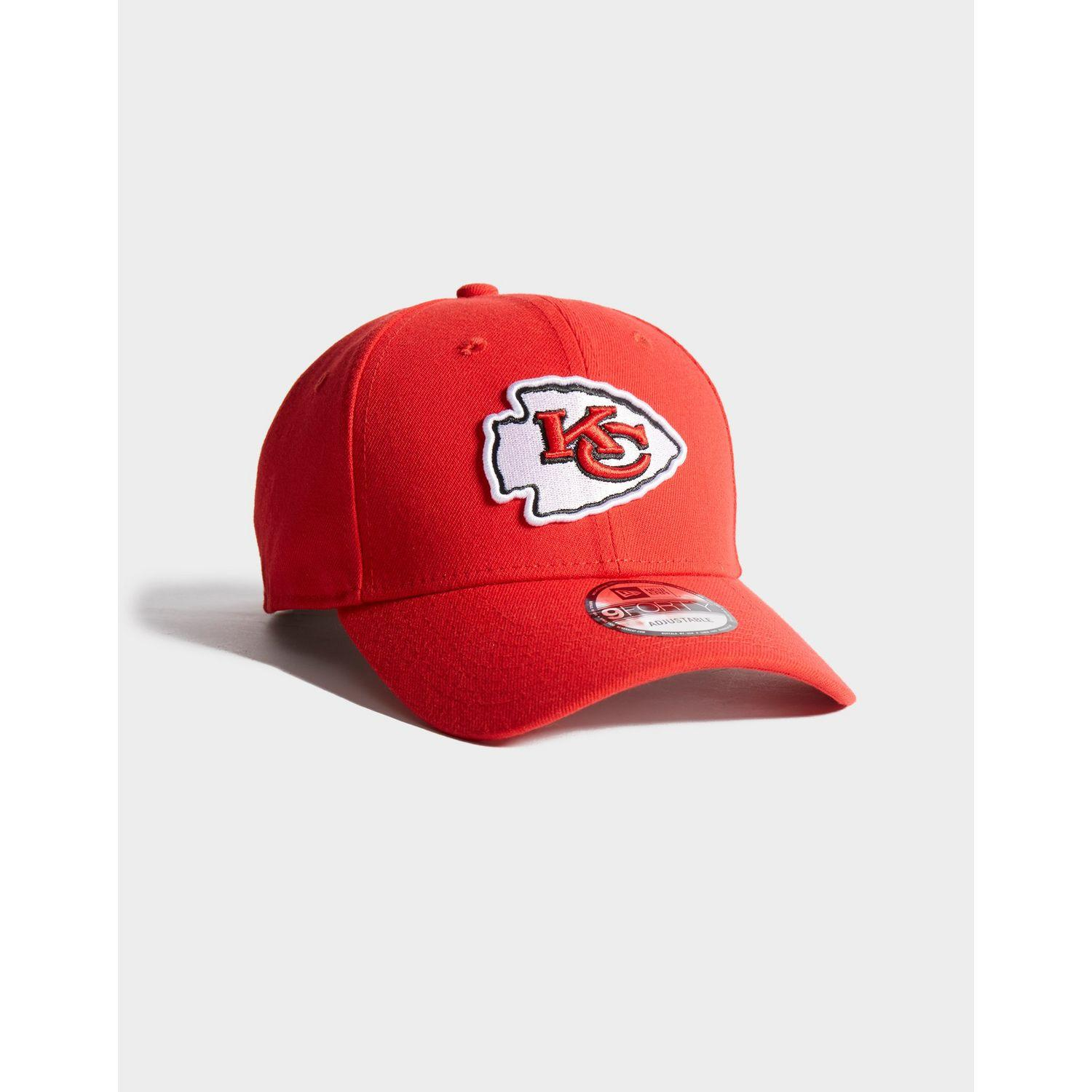 on sale ded44 77833 KTZ. Women s Red Nba Kansas City Chiefs 9forty Cap