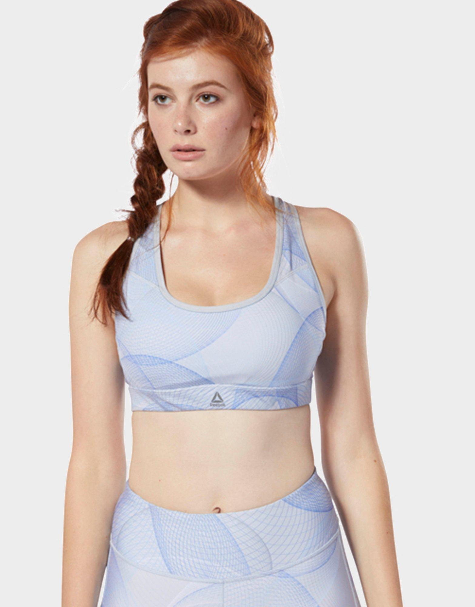 65877355b4242 Reebok. Women s Running Hero Racer Padded Bra