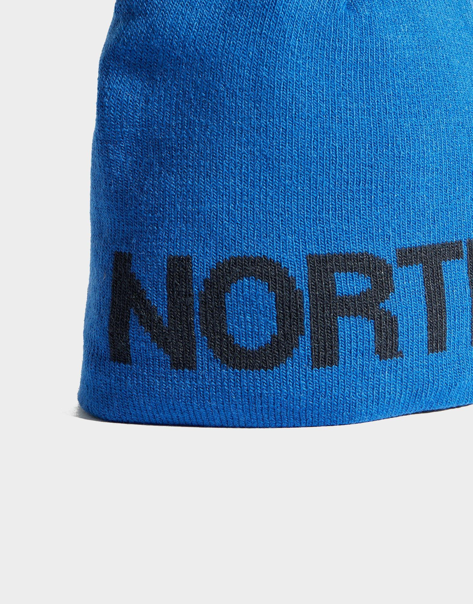 e36f4213200 ... Blue Reversible Beanie - Lyst. View fullscreen