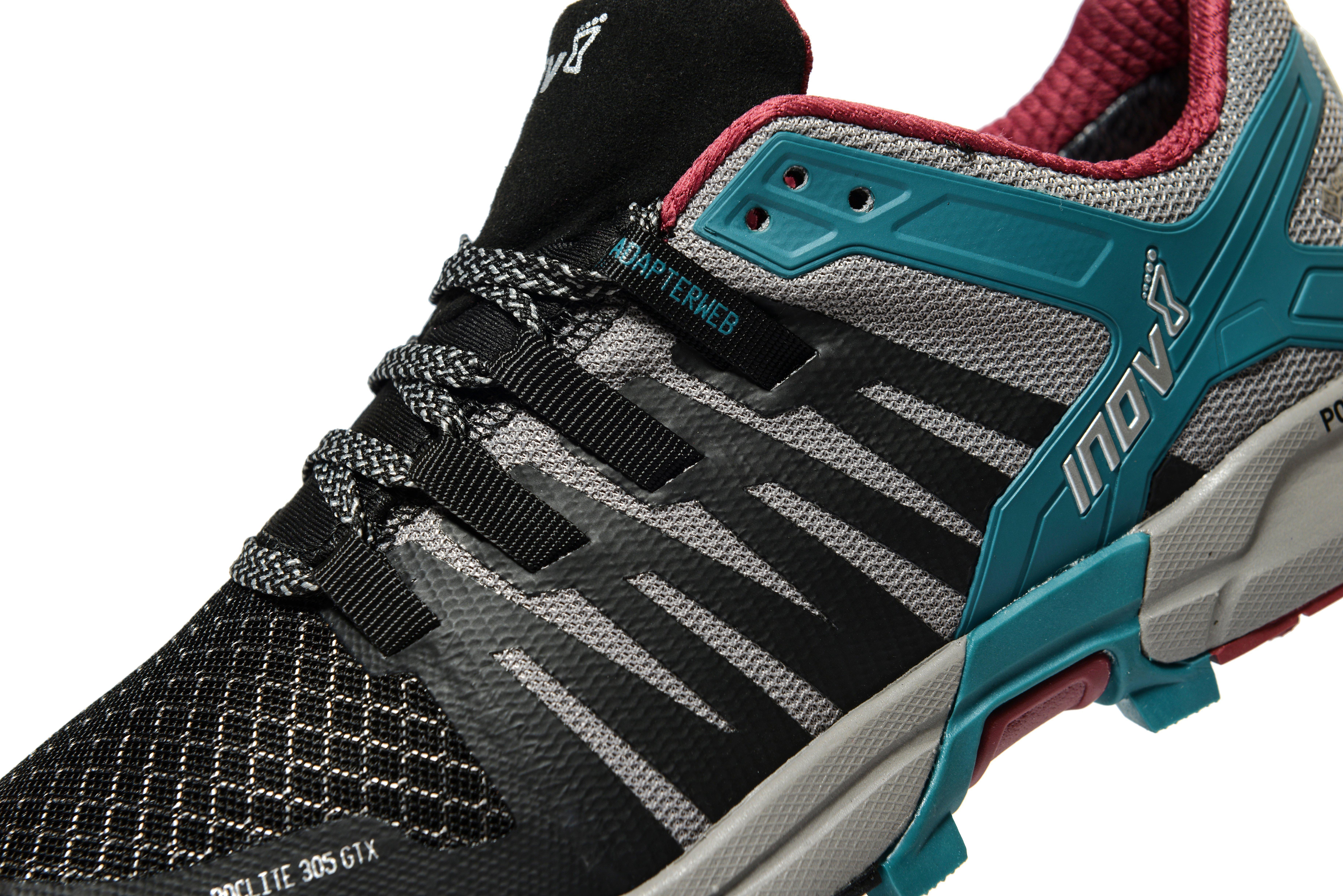 best service efdc7 75b69 Inov-8 - Black Roclite 305 Gtx Trail Running Shoes - Lyst