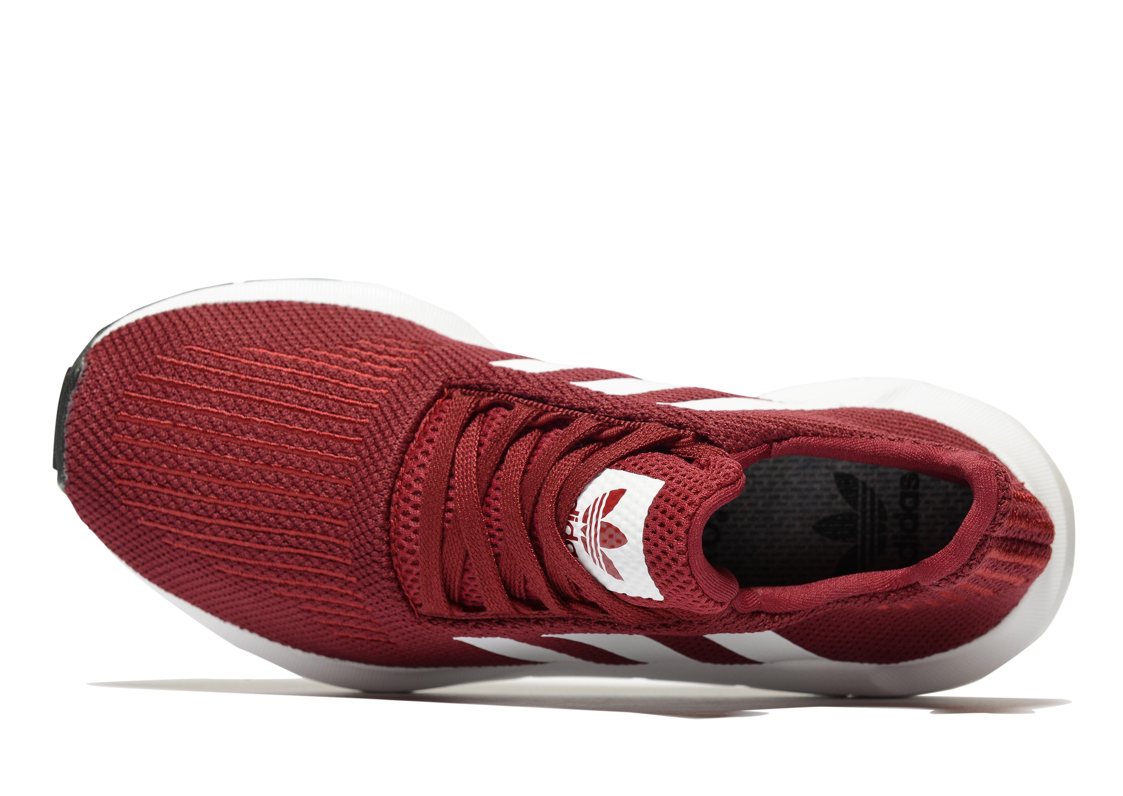 best authentic 5d0e7 726d0 adidas Originals Swift Run Junior in Red for Men - Lyst