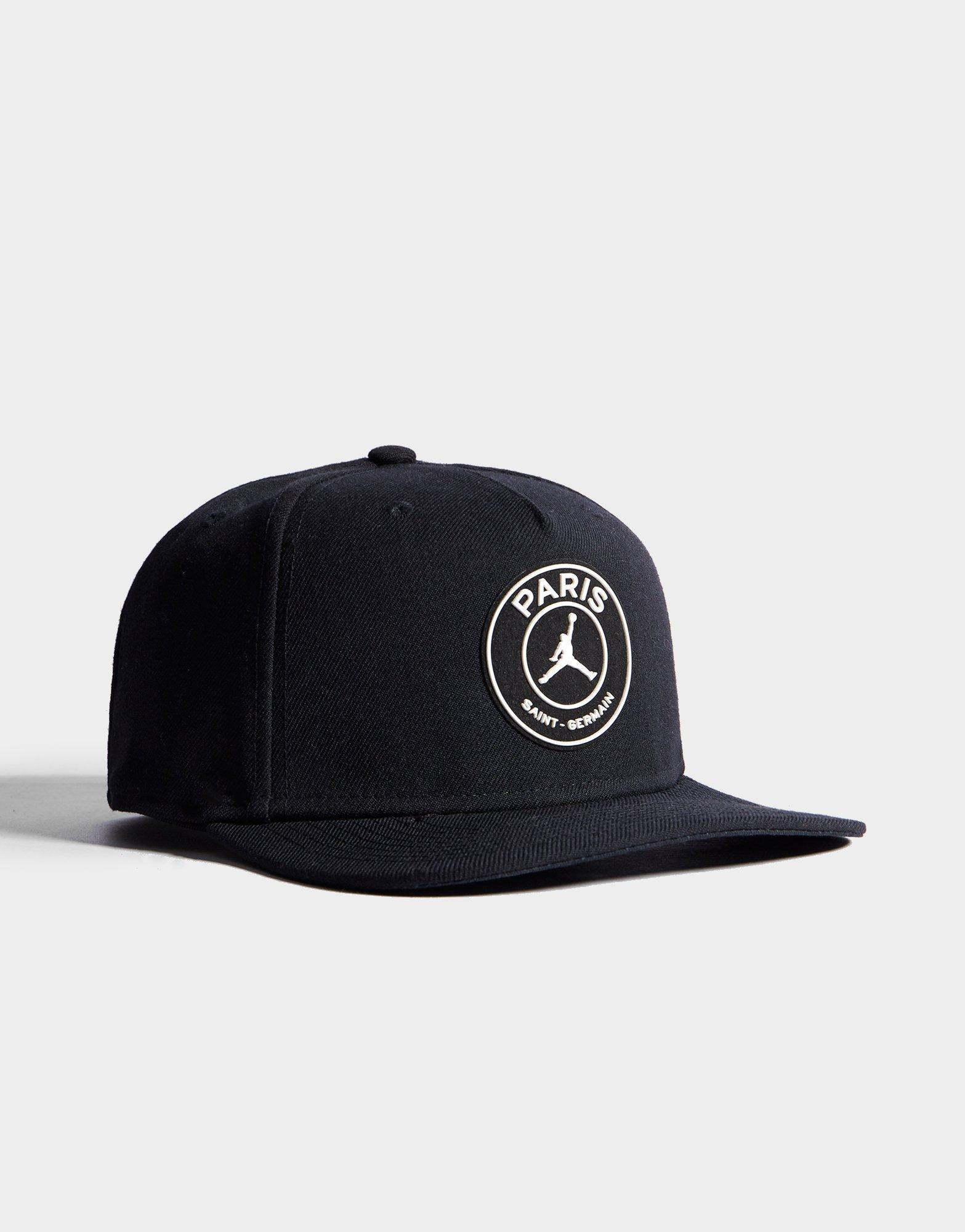 1ee98dfda43c85 Nike X Paris Saint Germain Pro Cap in Black for Men - Lyst