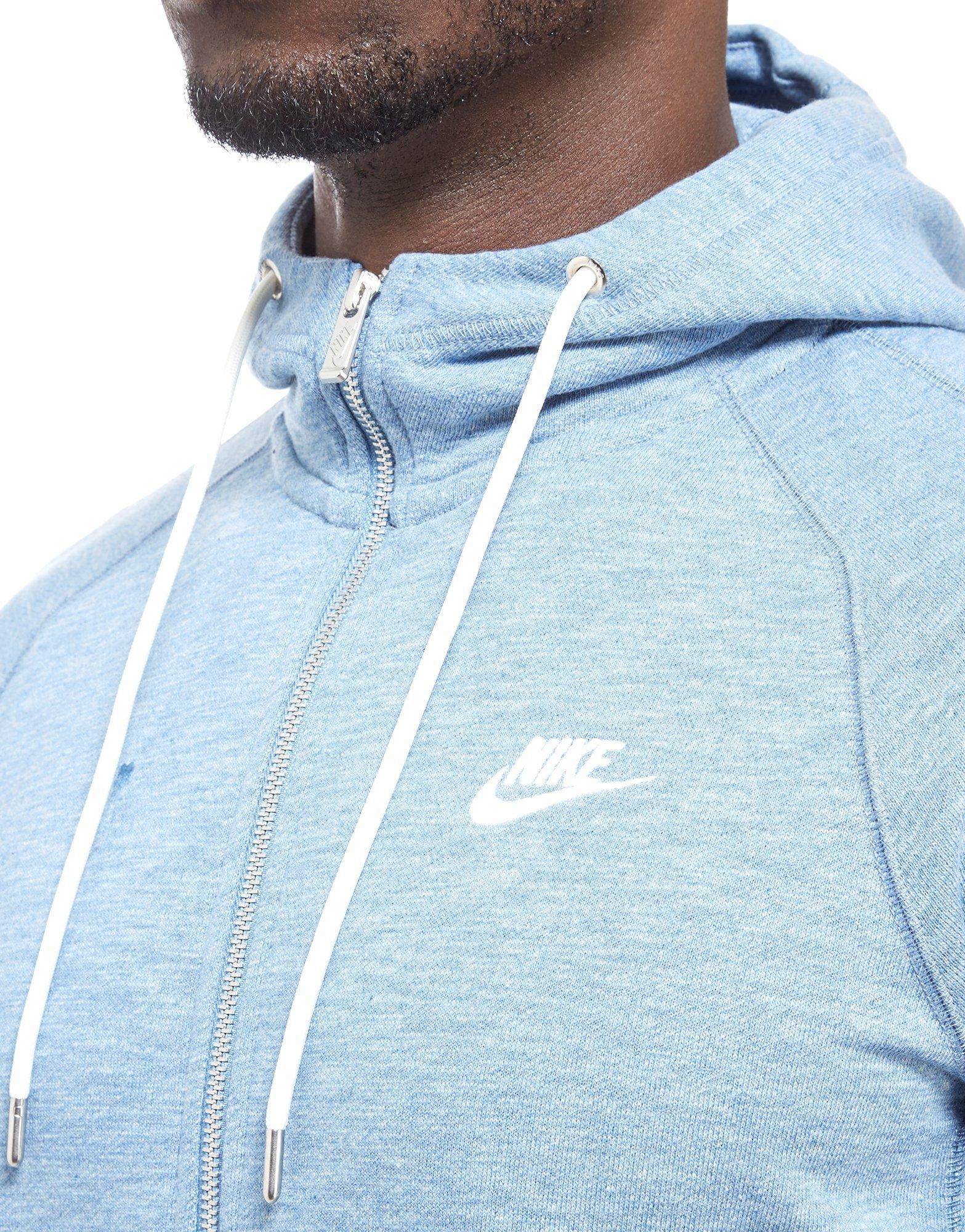 designer fashion a598a d712c Lyst - Nike Sportswear Legacy Hoody in Blue for Men