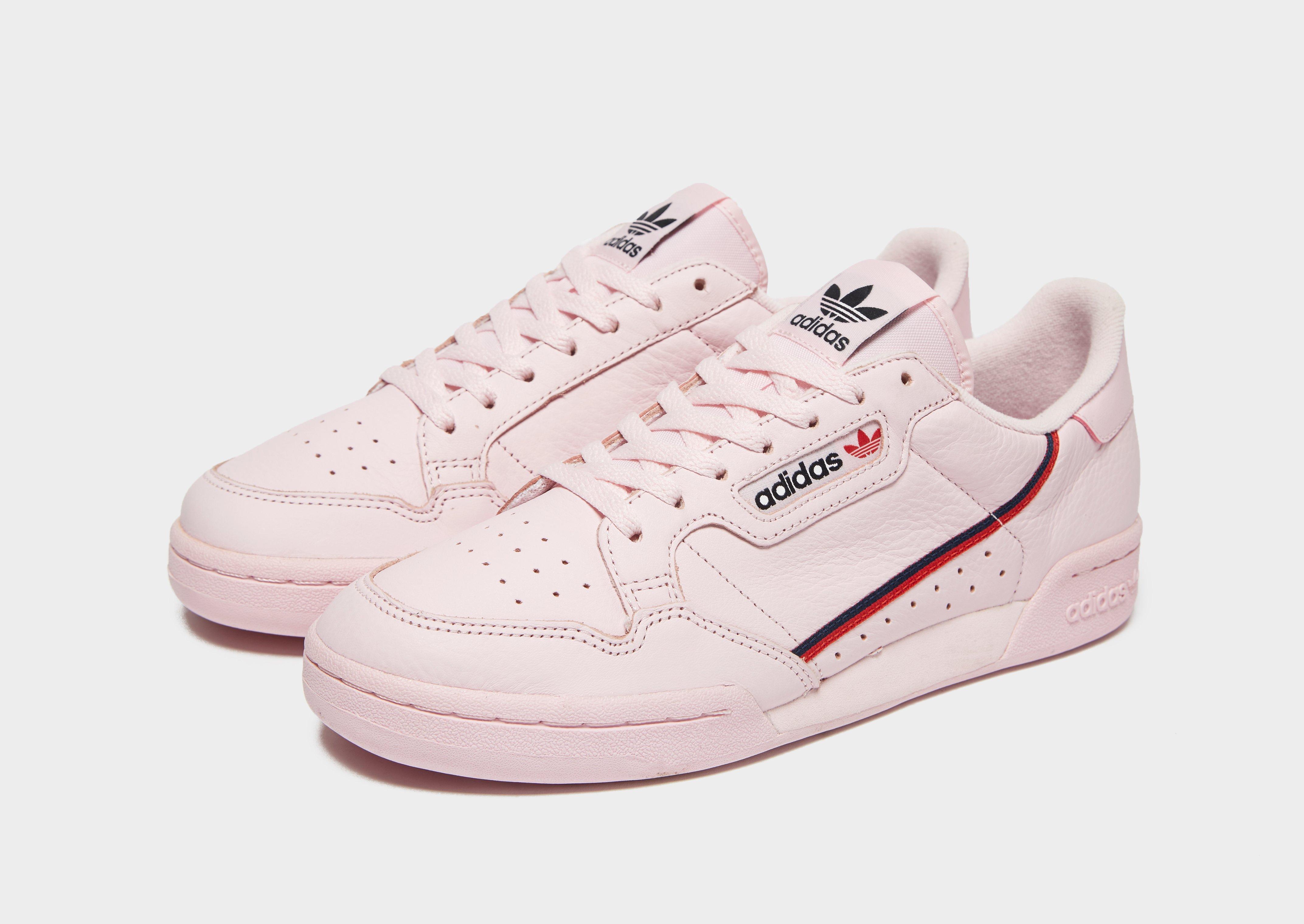 online store e919a b2563 Adidas Originals - Pink Continental 80 for Men - Lyst. View fullscreen